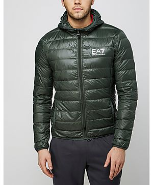 Emporio Armani EA7 Bubble Hooded Jacket