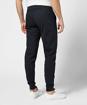 Emporio Armani EA7 Vis Silver Cuff Fleece Pant