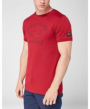 Paul and Shark Tonal Logo T-Shirt