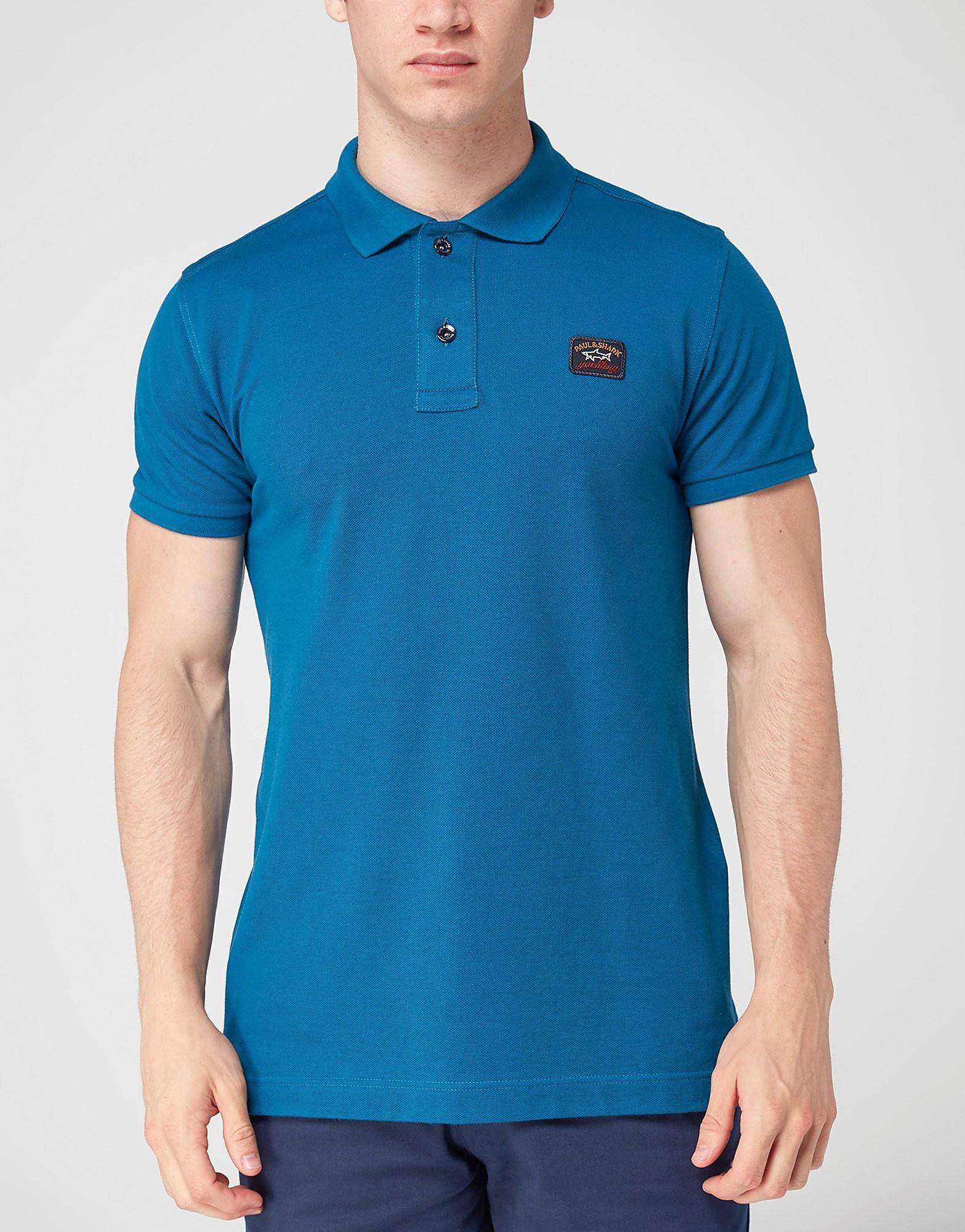 Paul and Shark Pique Polo Shirt