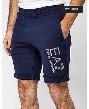 Emporio Armani EA7 Fleece Short - Exclusive