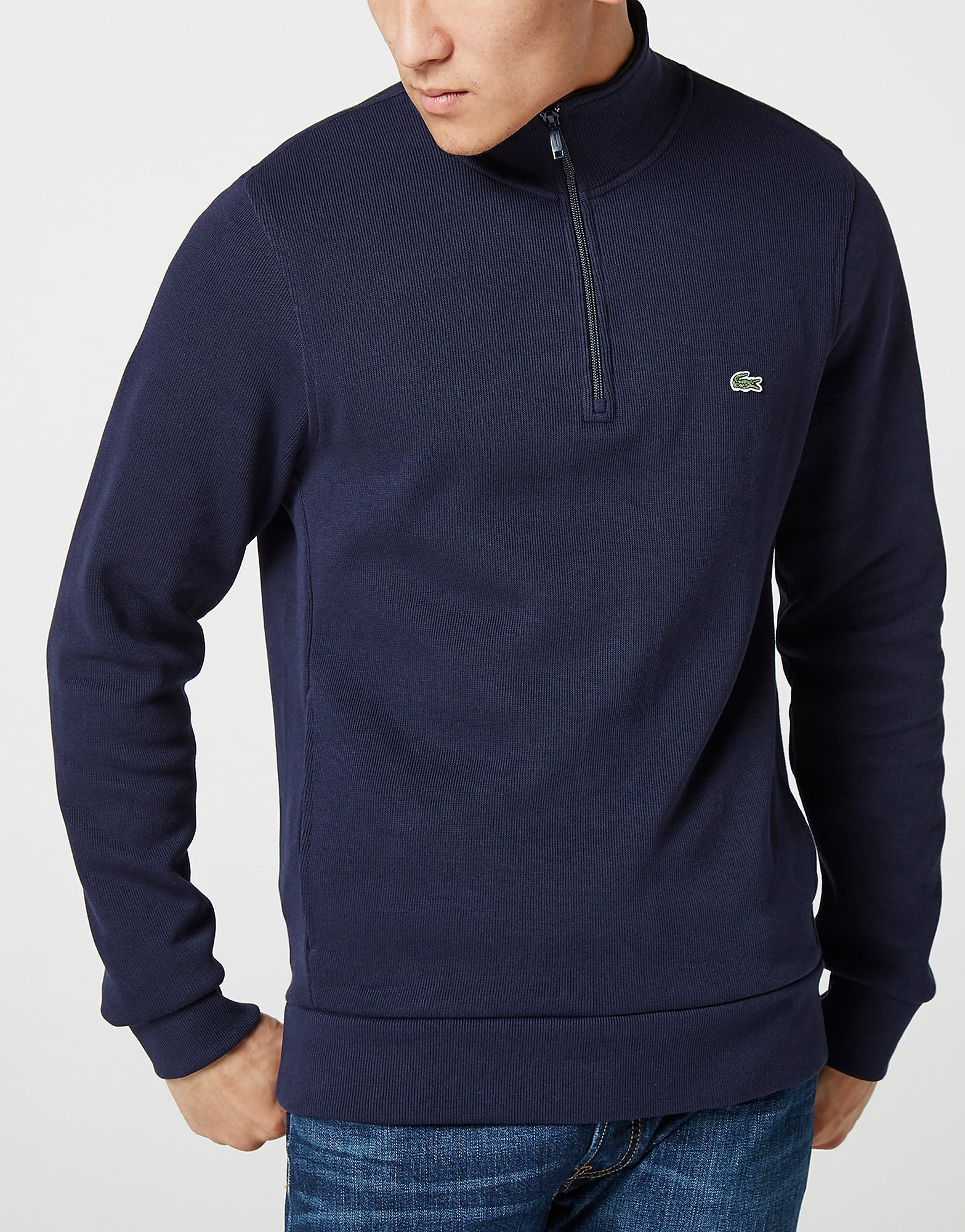 Lacoste 1/2 Zip Jumper