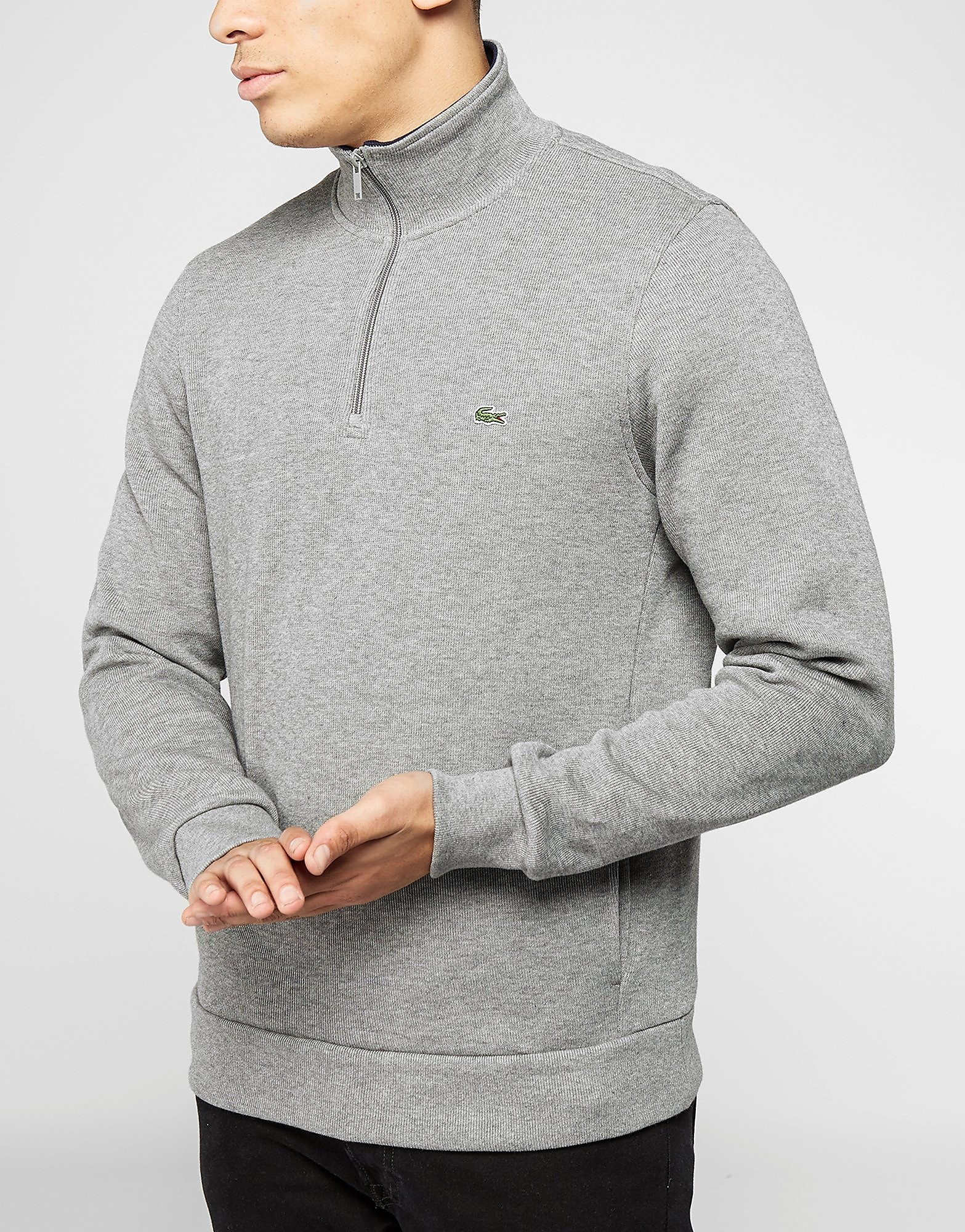 Lacoste 1/2 Zip Sweatshirt