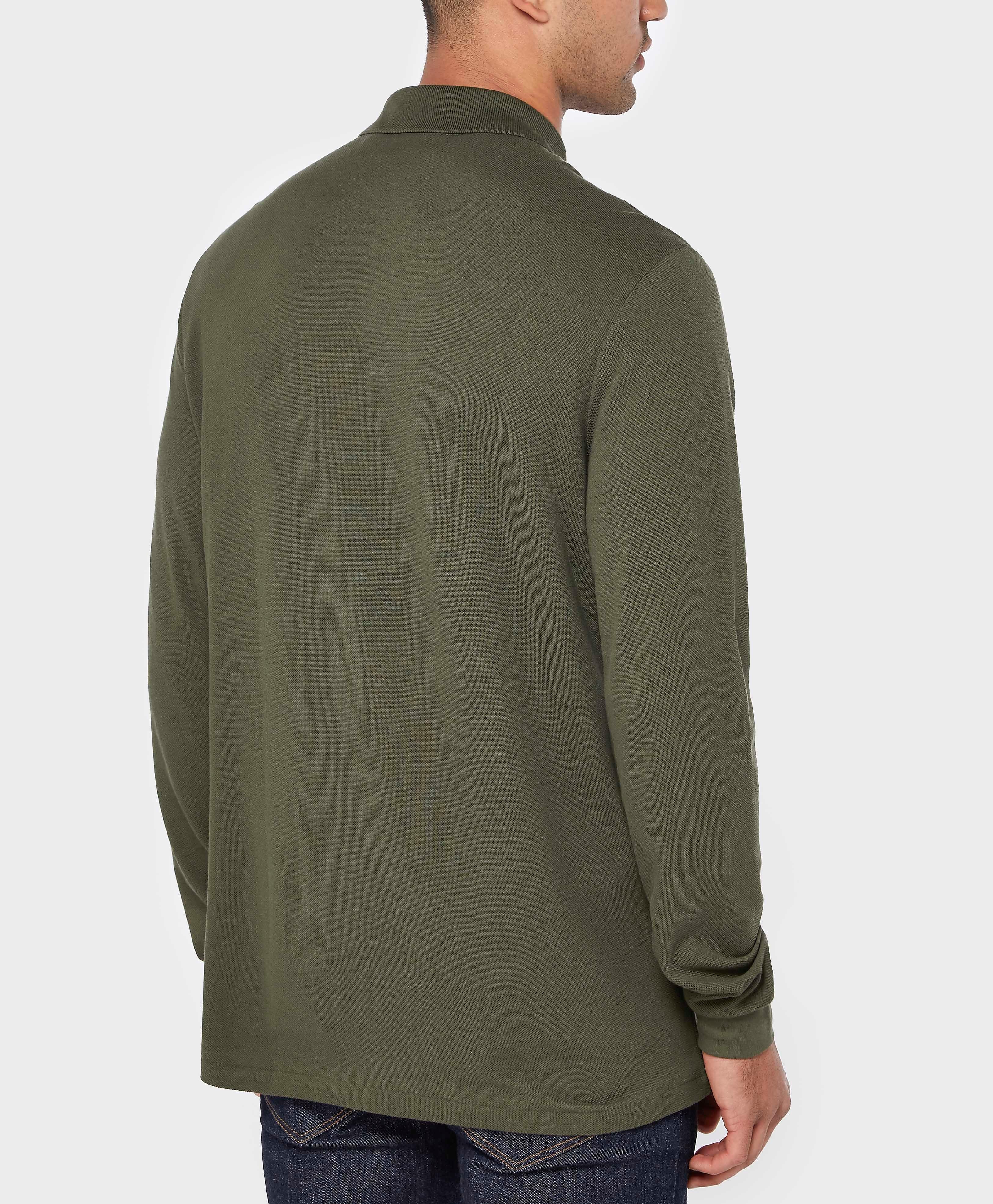 Lacoste L1312 Long Sleeve Polo Shirt