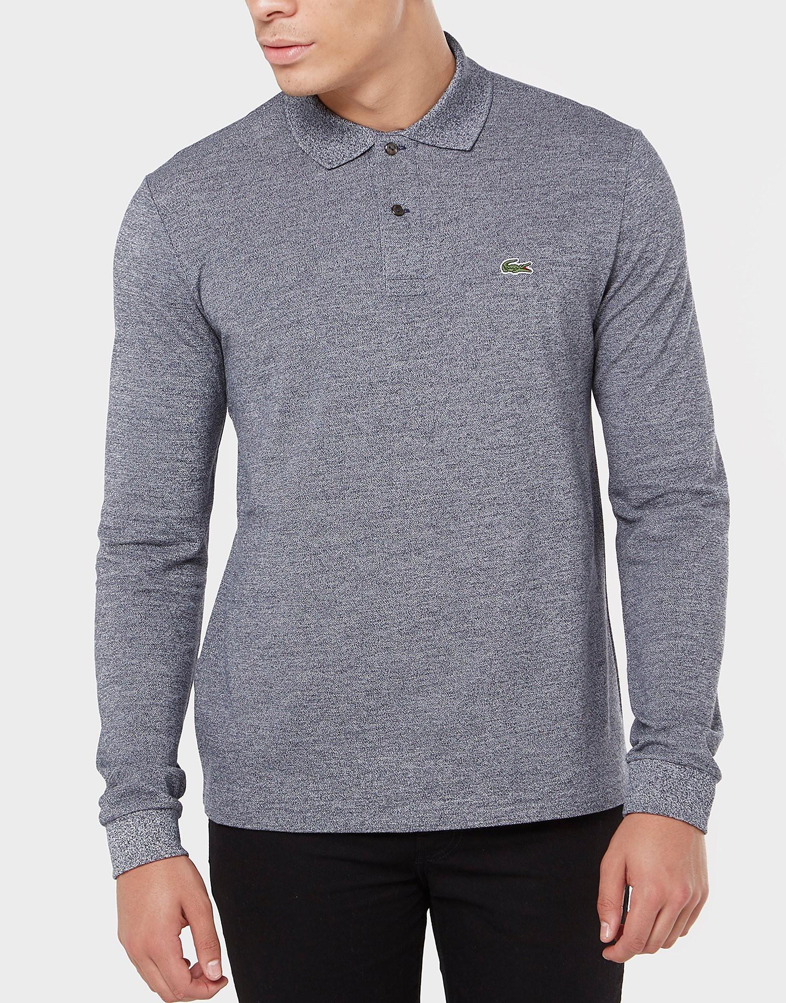Lacoste L1313 Long Sleeve Polo Shirt