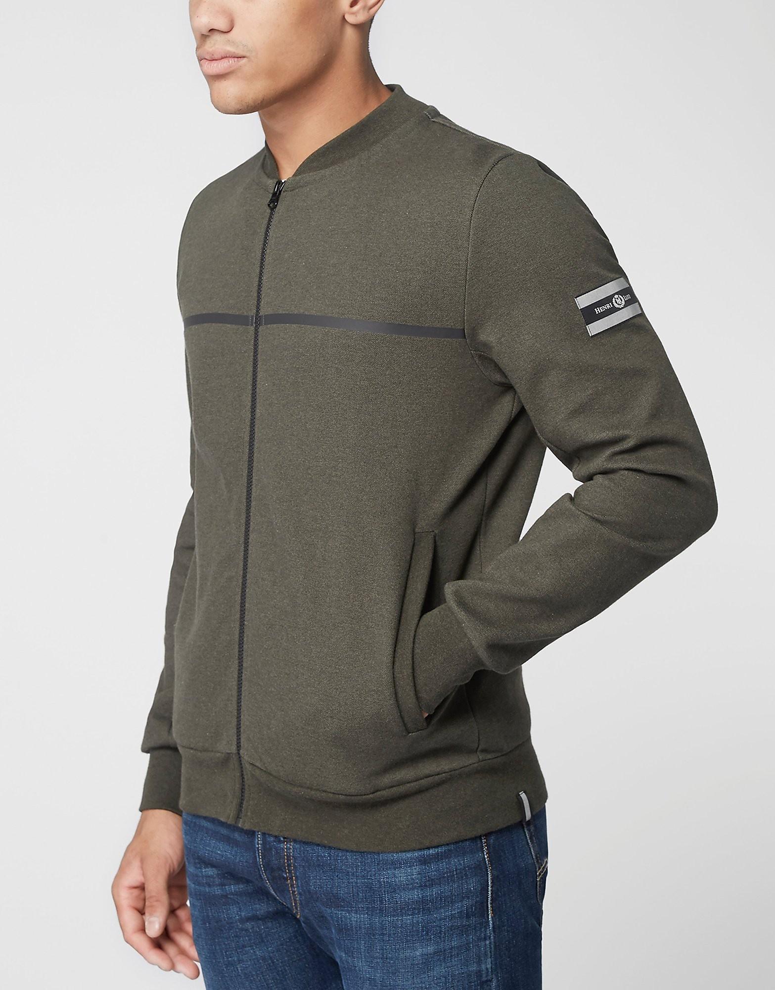 Henri Lloyd Brace Full Zip Sweatshirt
