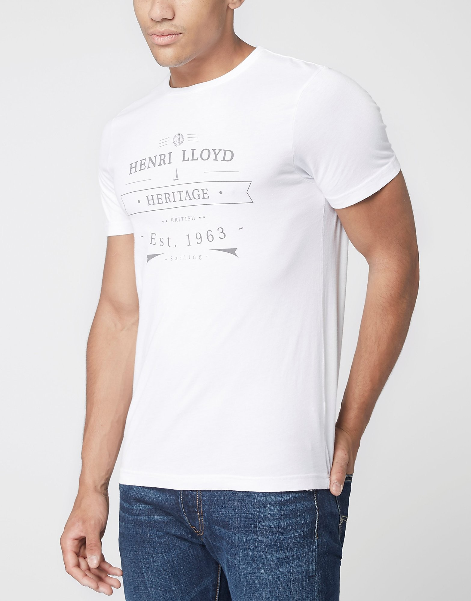 Henri Lloyd Ashford Logo T-Shirt