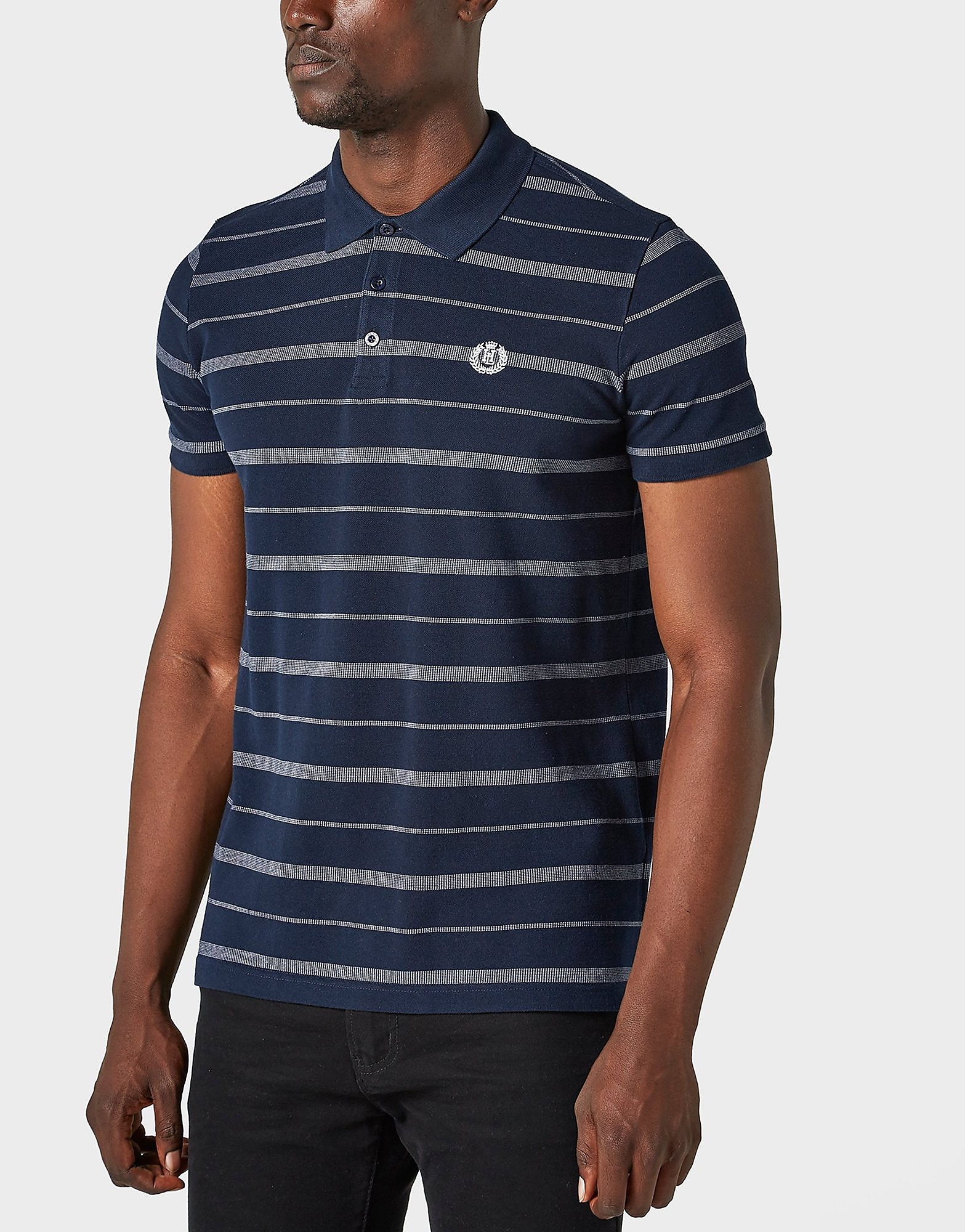 Henri Lloyd Sea Stripe Polo Shirt  Blue Blue