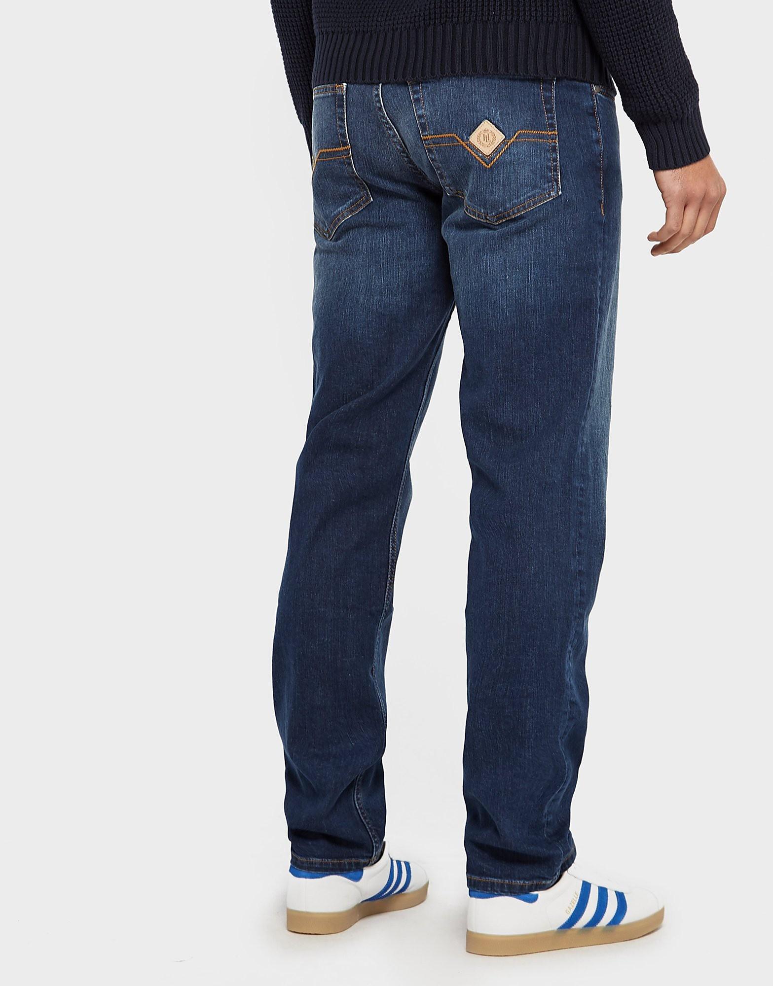 Henri Lloyd Manston Regular Leg Jean  Blue Blue
