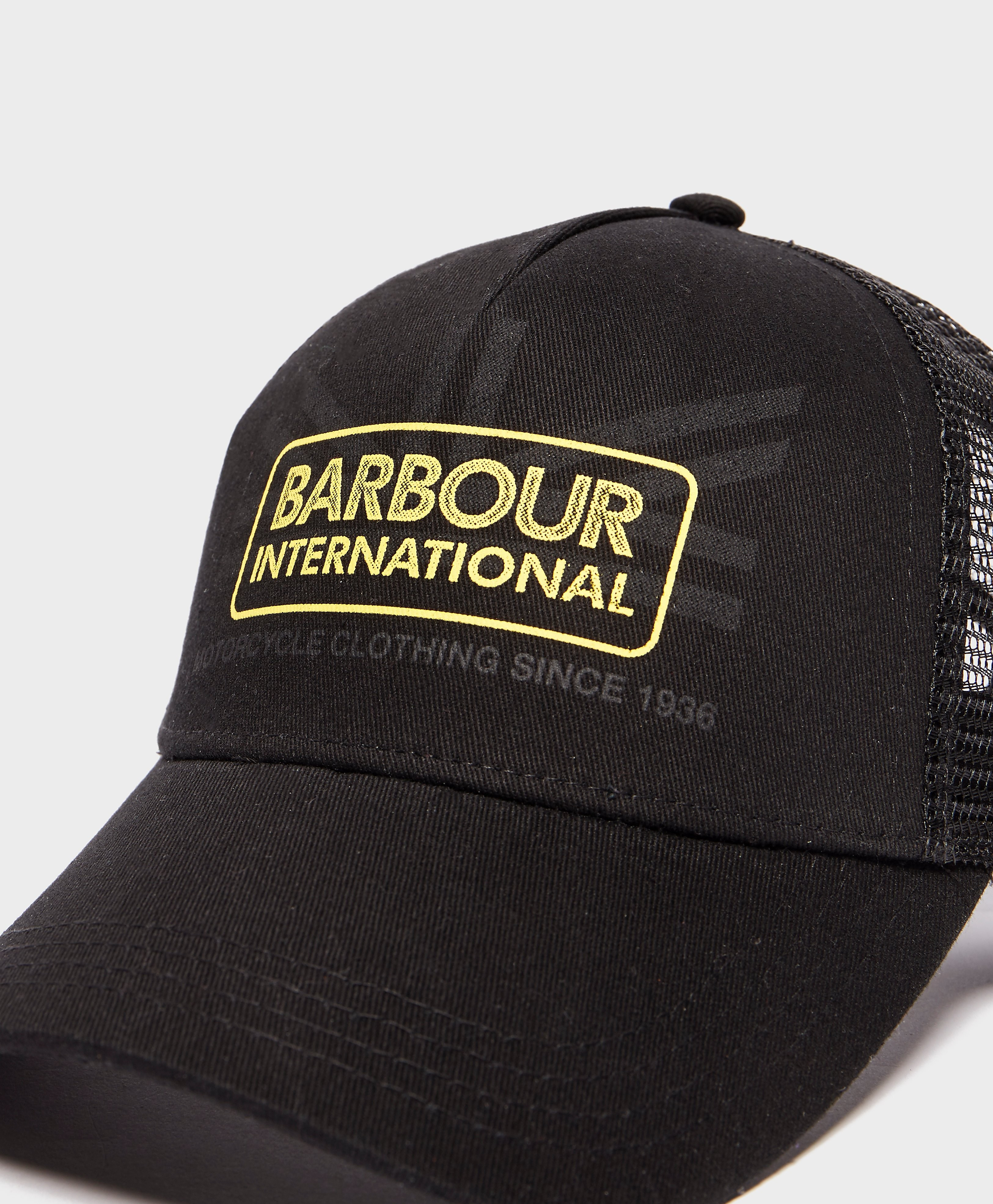 Barbour International Rey Trucker Cap