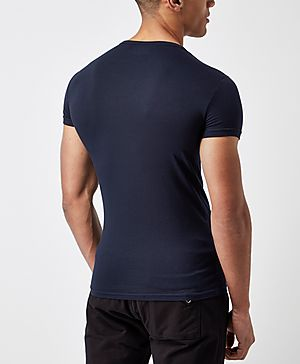Emporio Armani Chest Logo T-Shirt