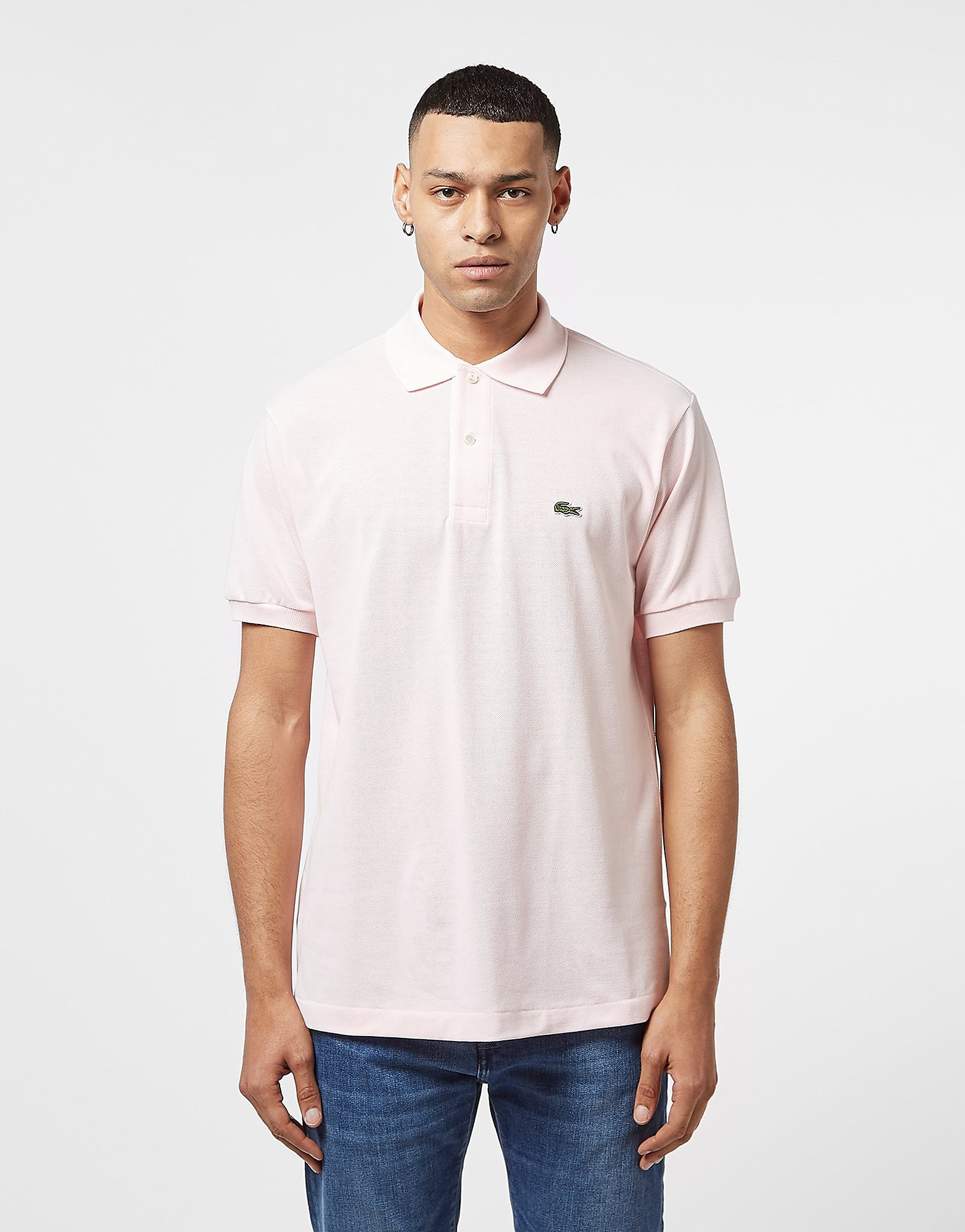 Lacoste L1212 Polo Shirt  Pink Pink