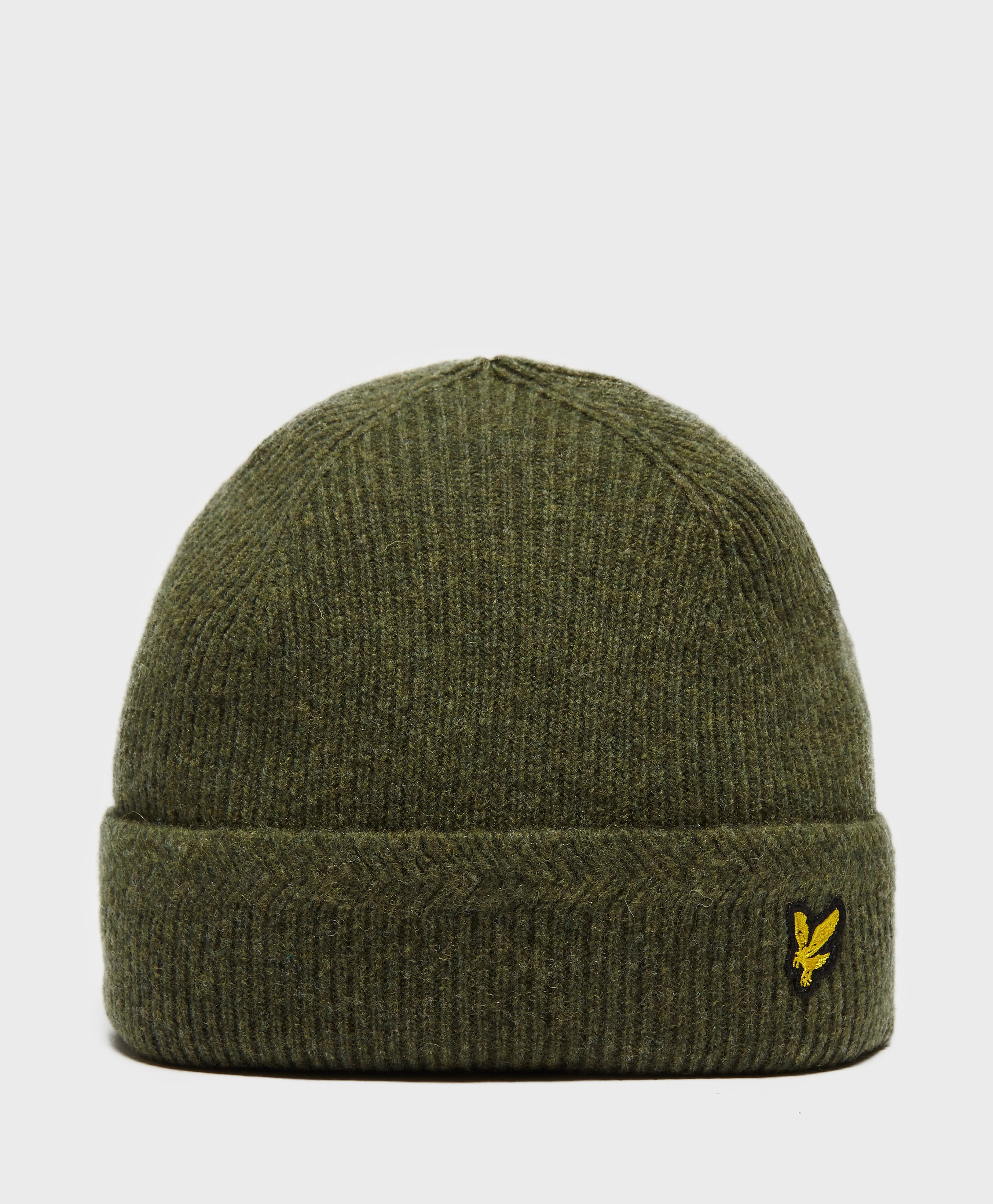 Lyle & Scott Racked Beanie