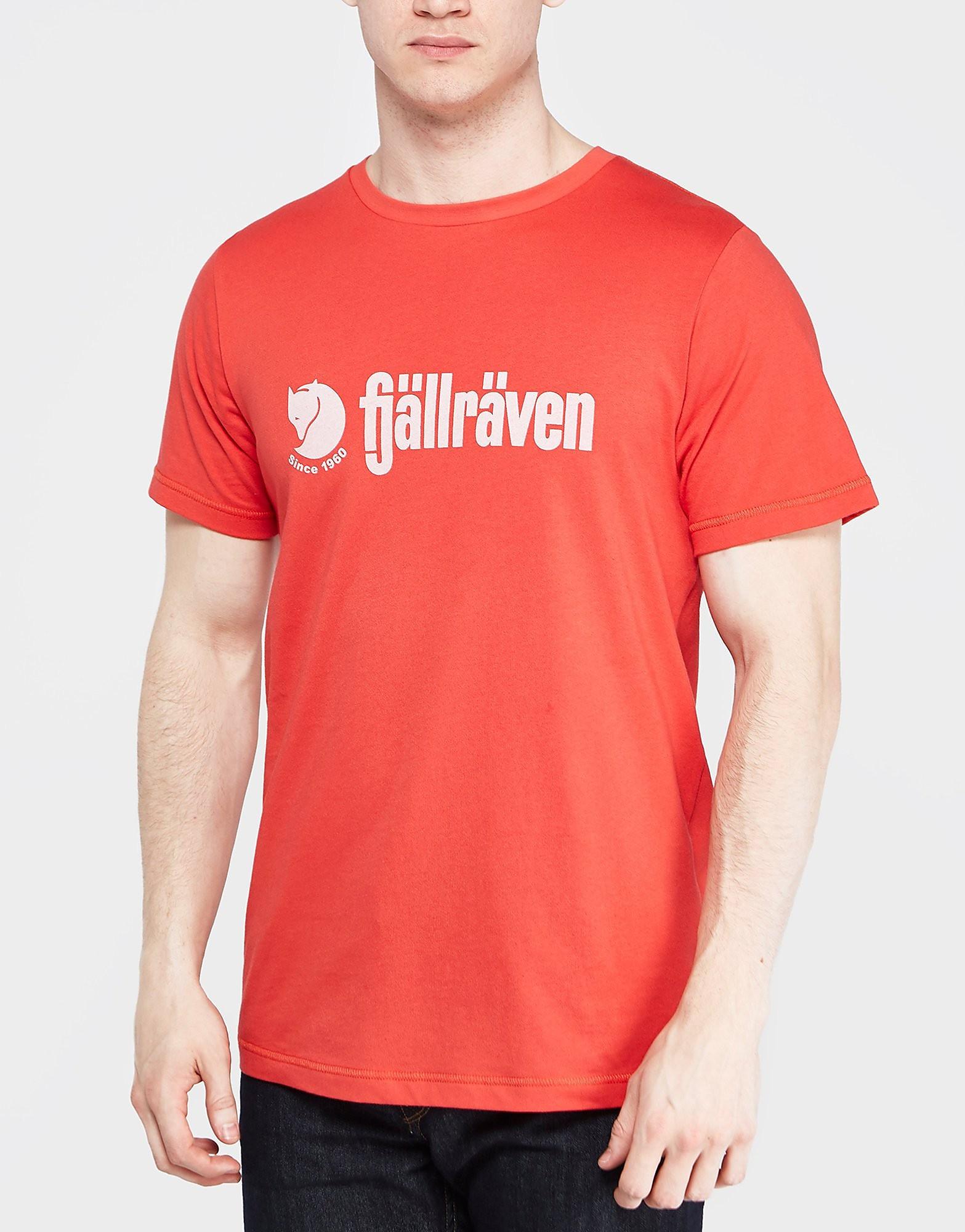 Fjallraven Retro Logo T-Shirt