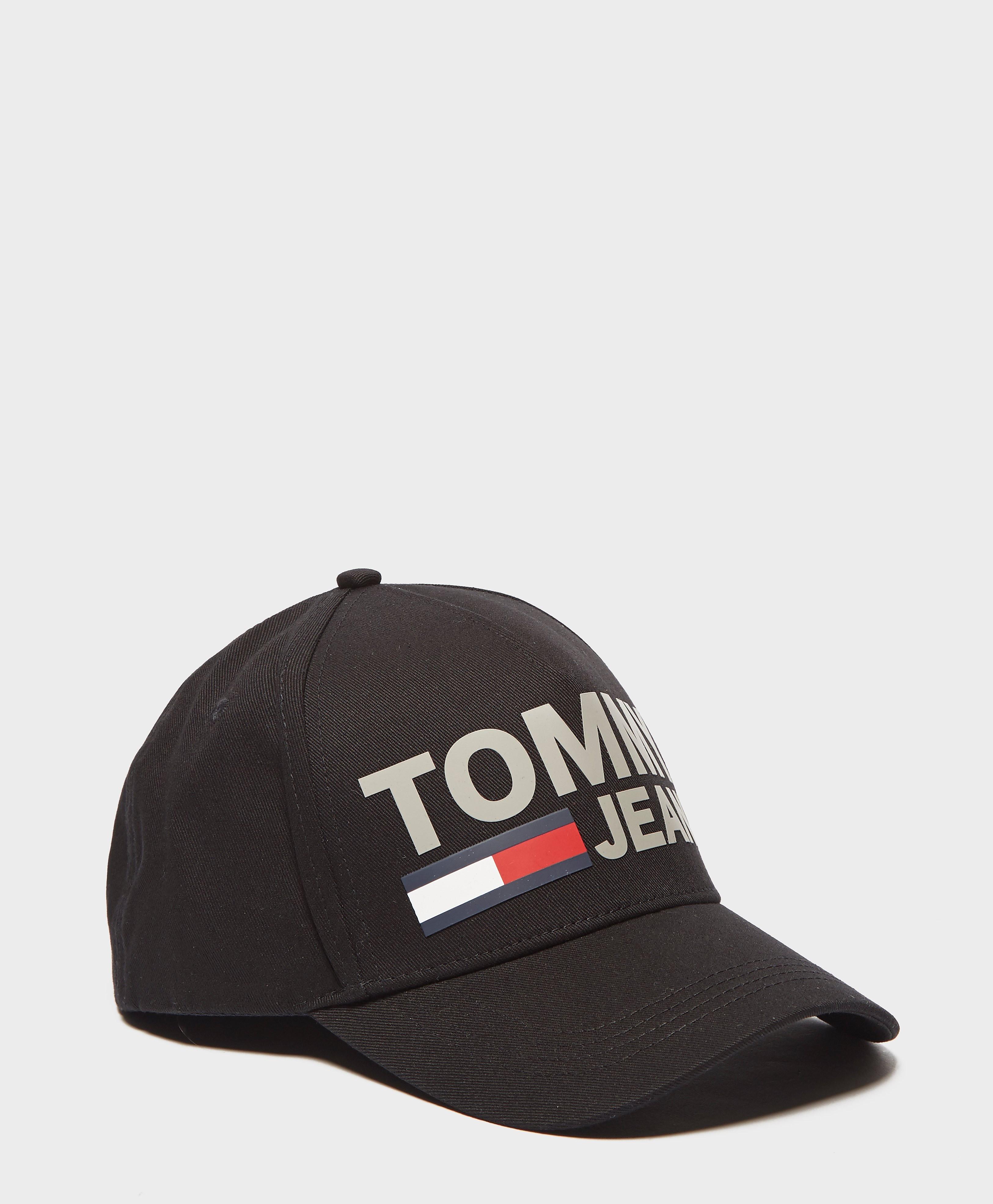 Tommy Hilfiger Print Logo Cap