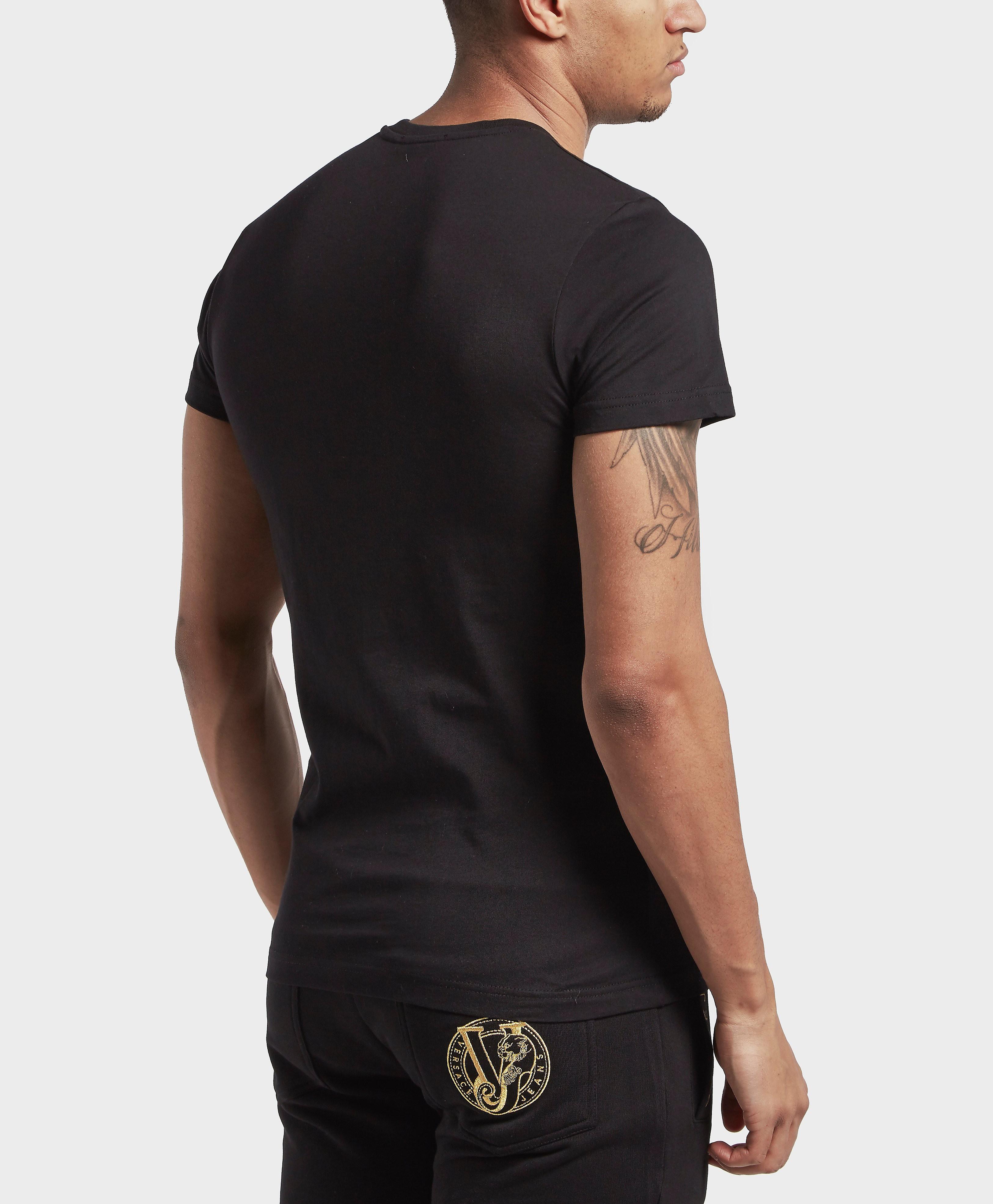 Versace Foil Short Sleeve T-Shirt
