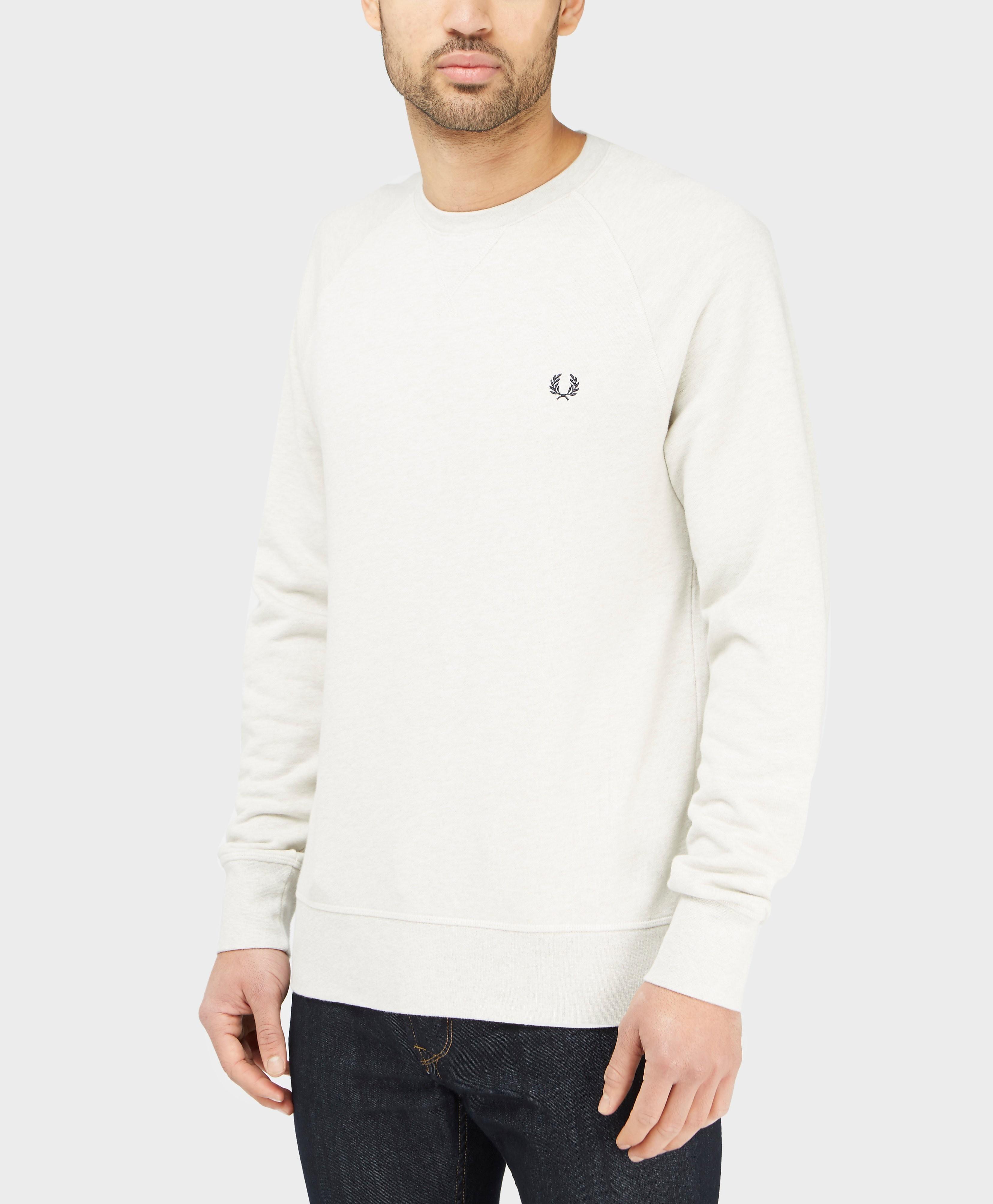 Fred Perry Core Crew Sweatshirt