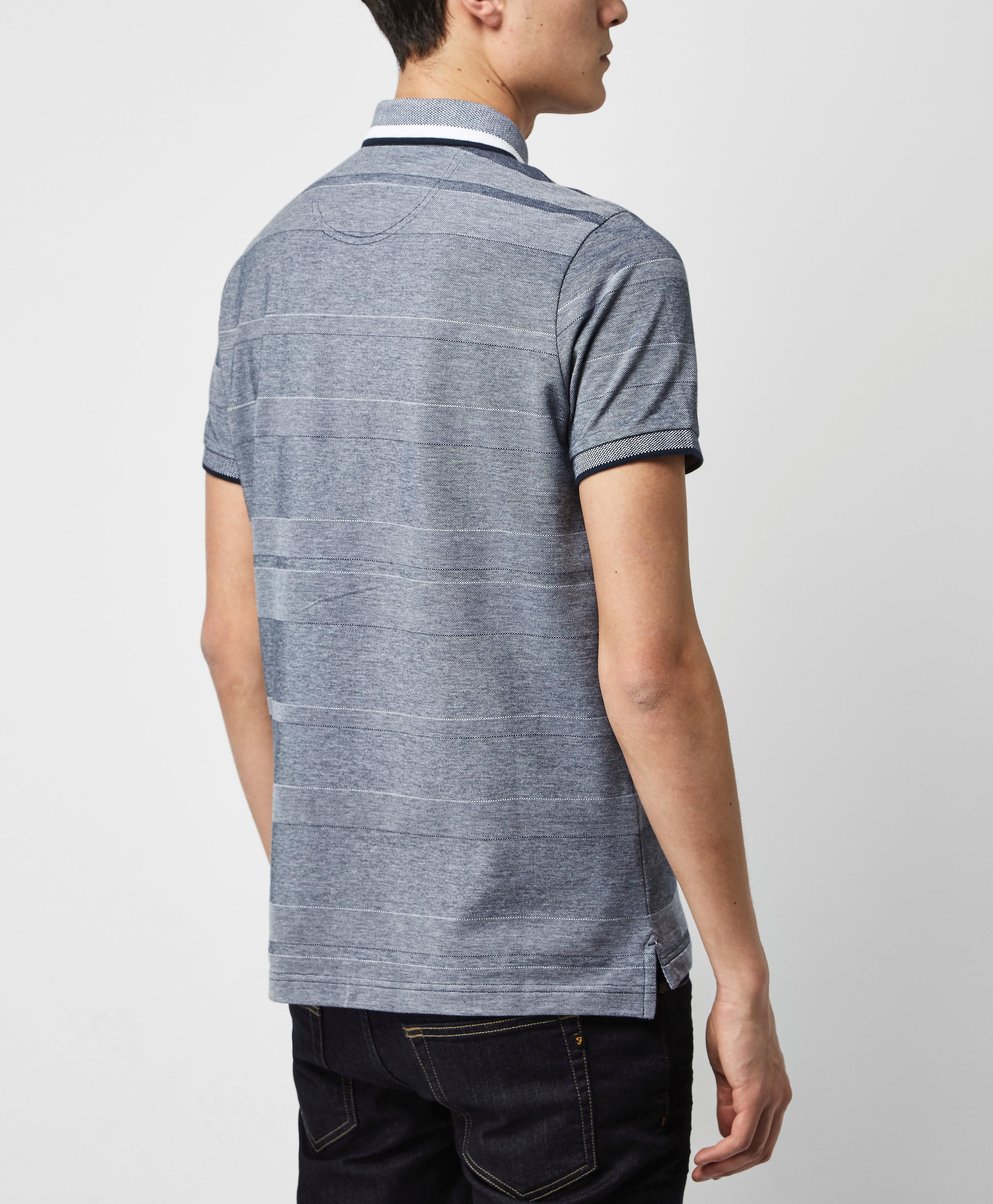 Henri Lloyd Oxford Stripe Polo Shirt
