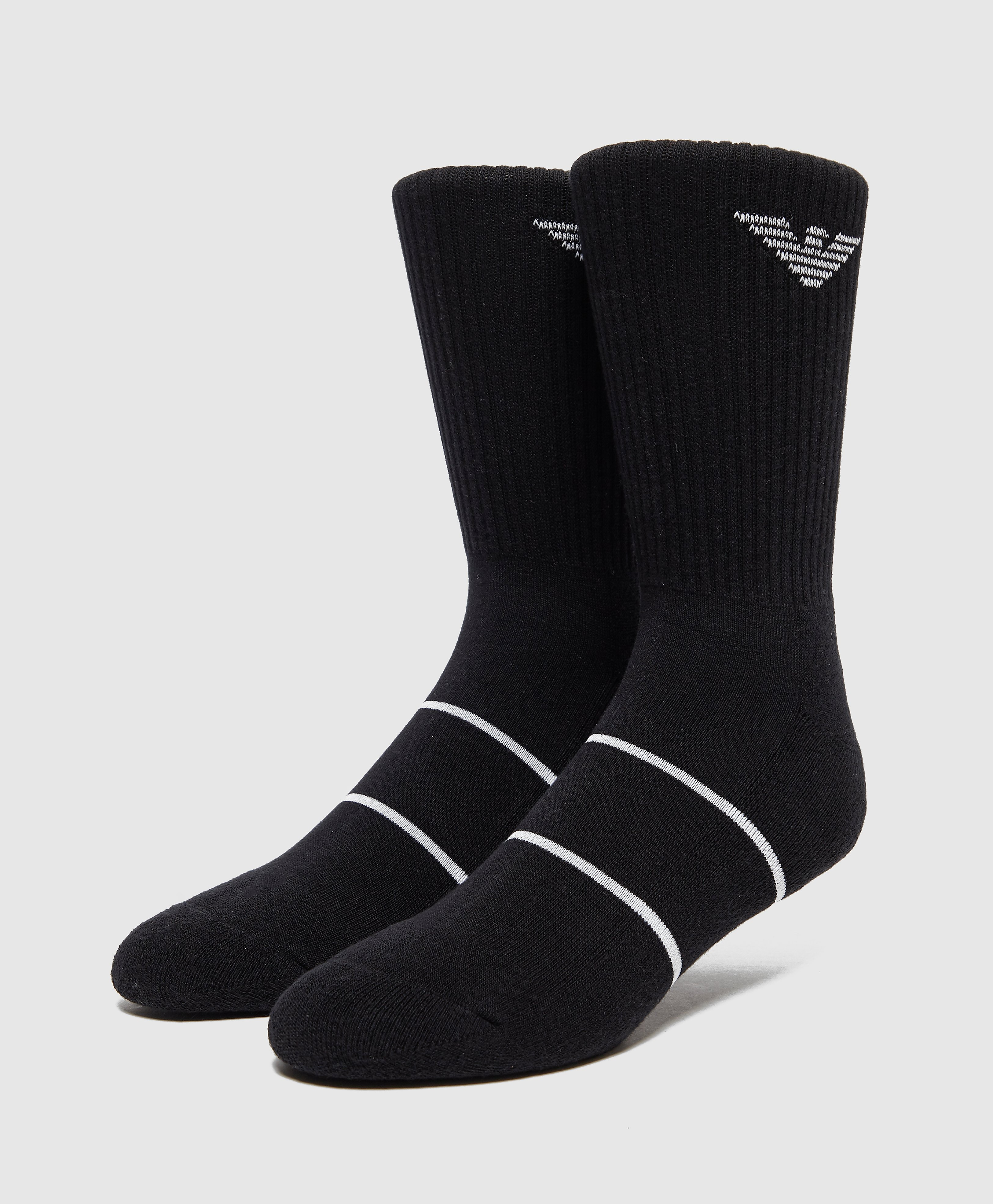 Emporio Armani 2-Pack Sports Socks