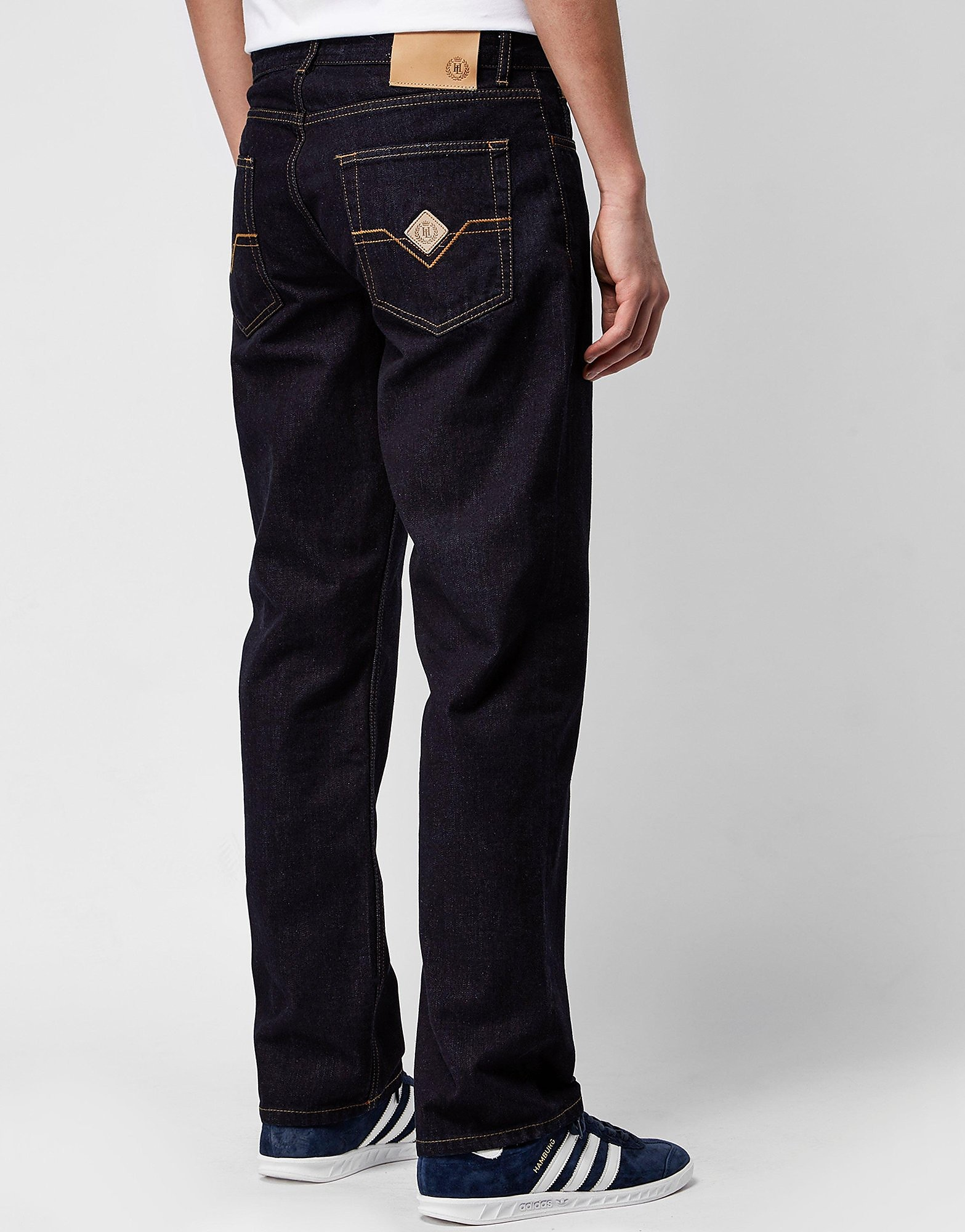 Henri Lloyd Dail Classic Rinse Regular Leg Jean