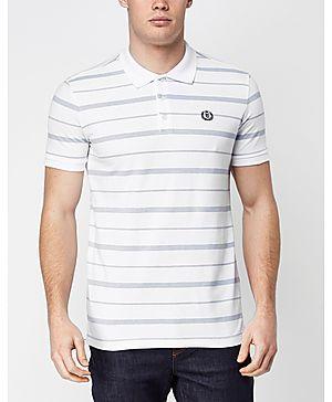 Henri Lloyd Nautique Stripe Polo Shirt