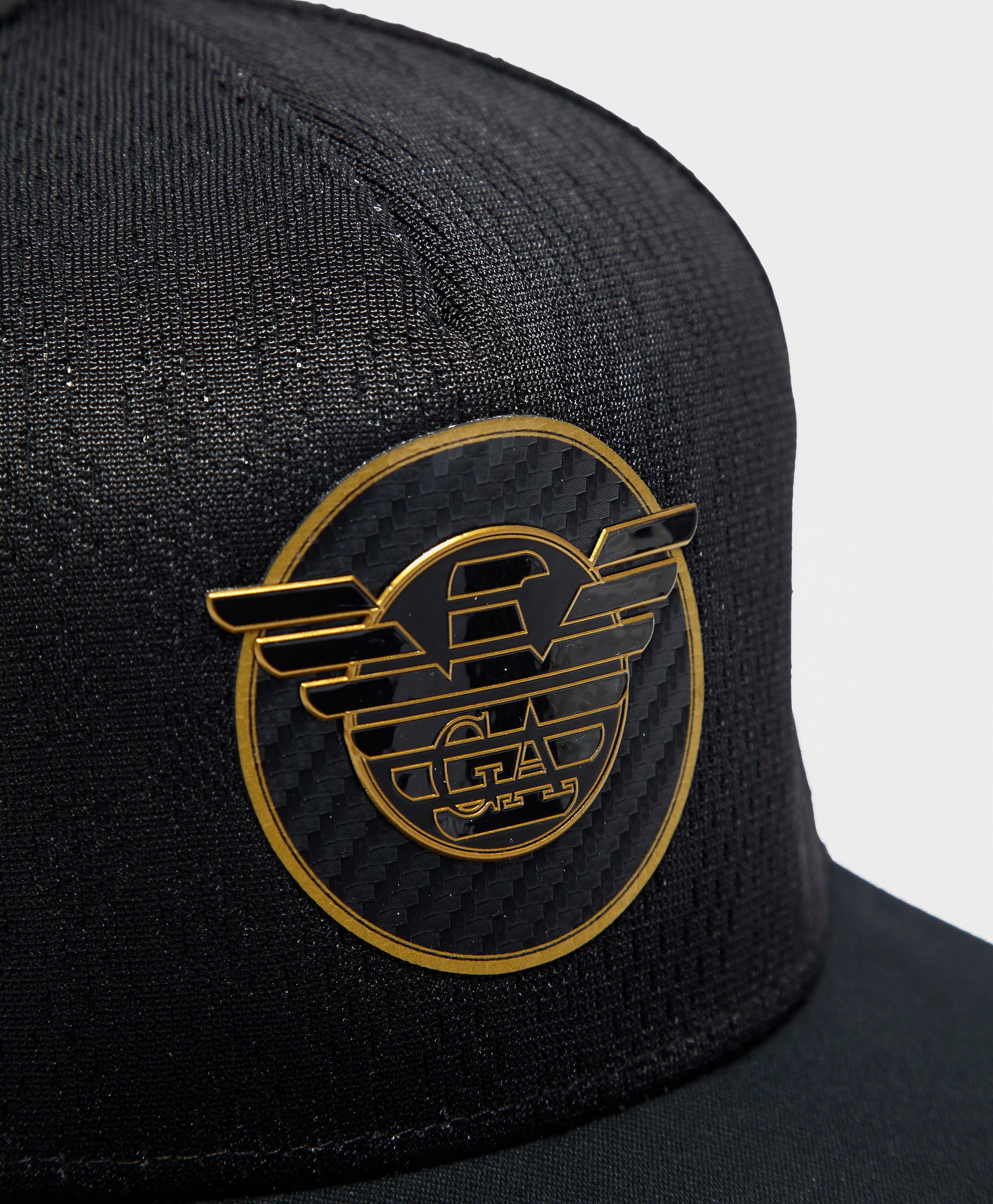 Emporio Armani EA7 Soccer Eagle Cap