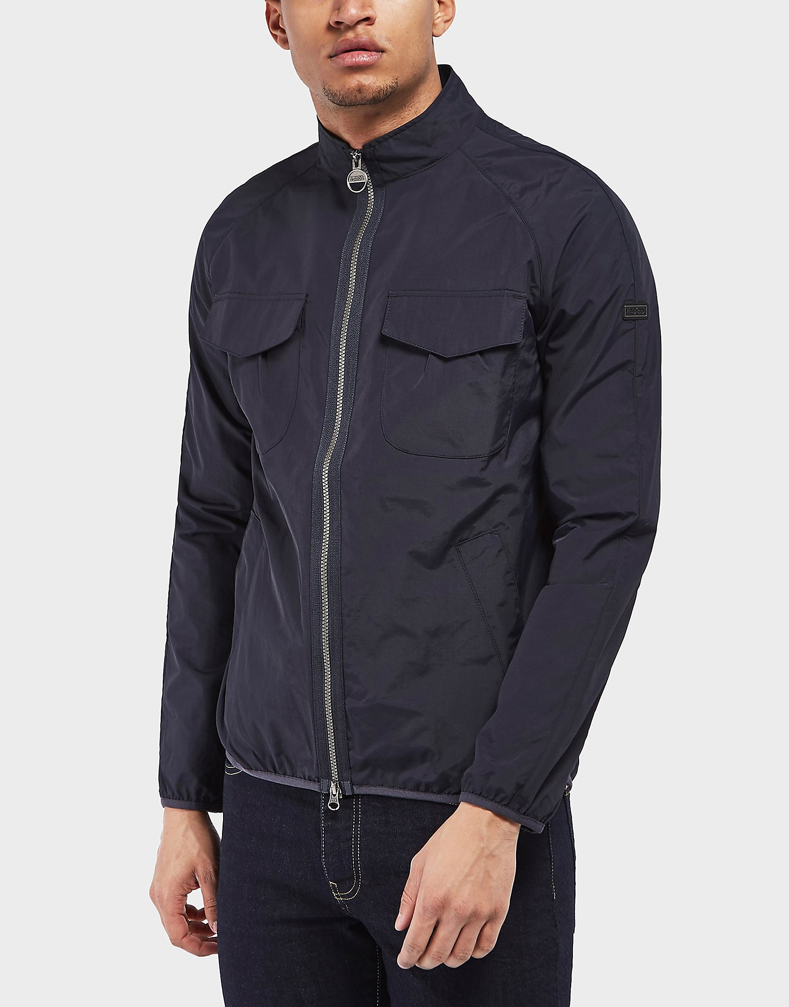 Barbour International Fakie Overshirt