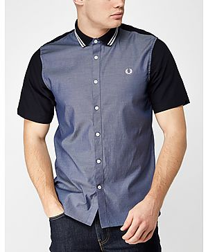 Fred Perry Oxford Twin Tip Shirt