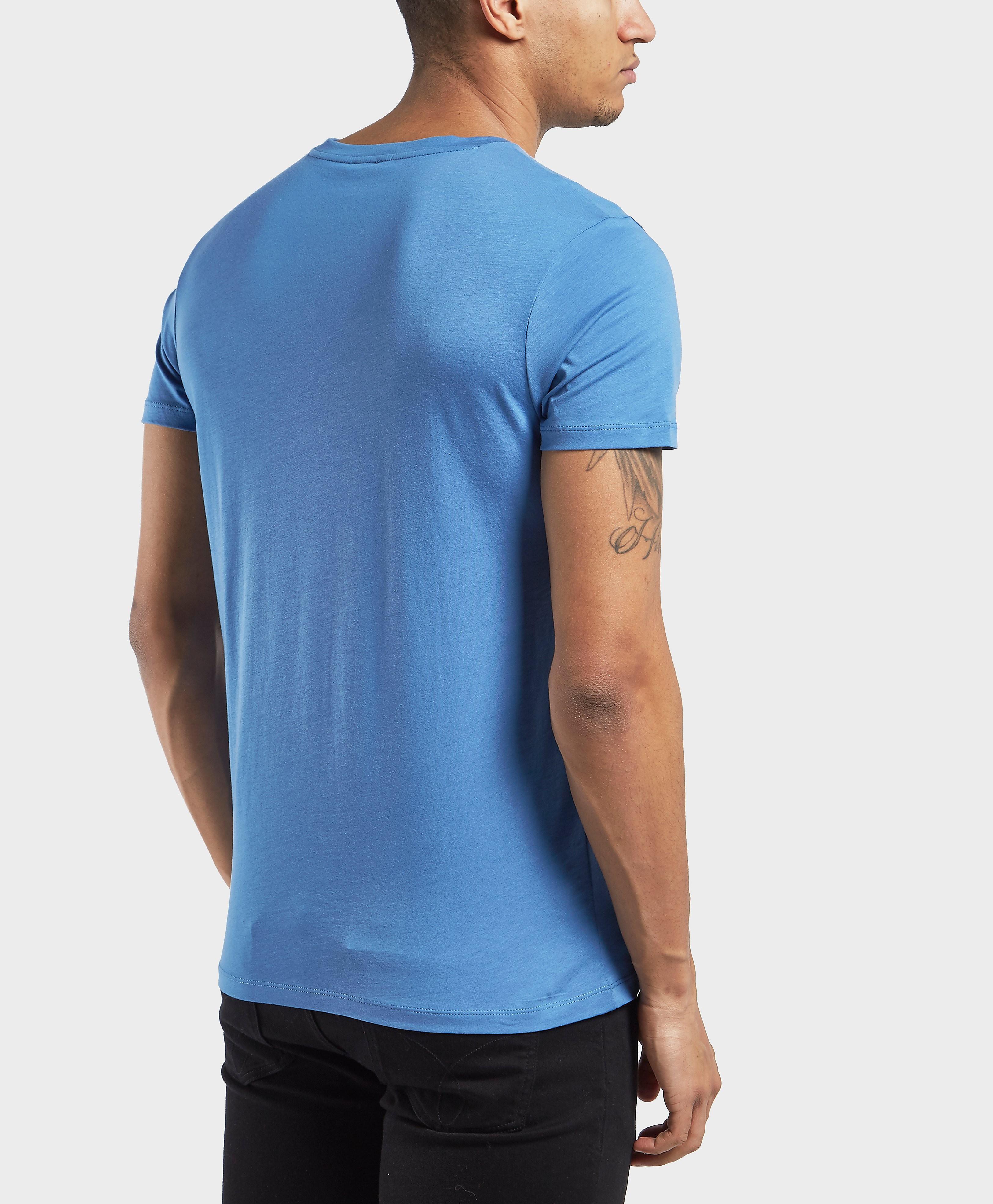BOSS Orange Tauno7 Palm Short Sleeve T-Shirt