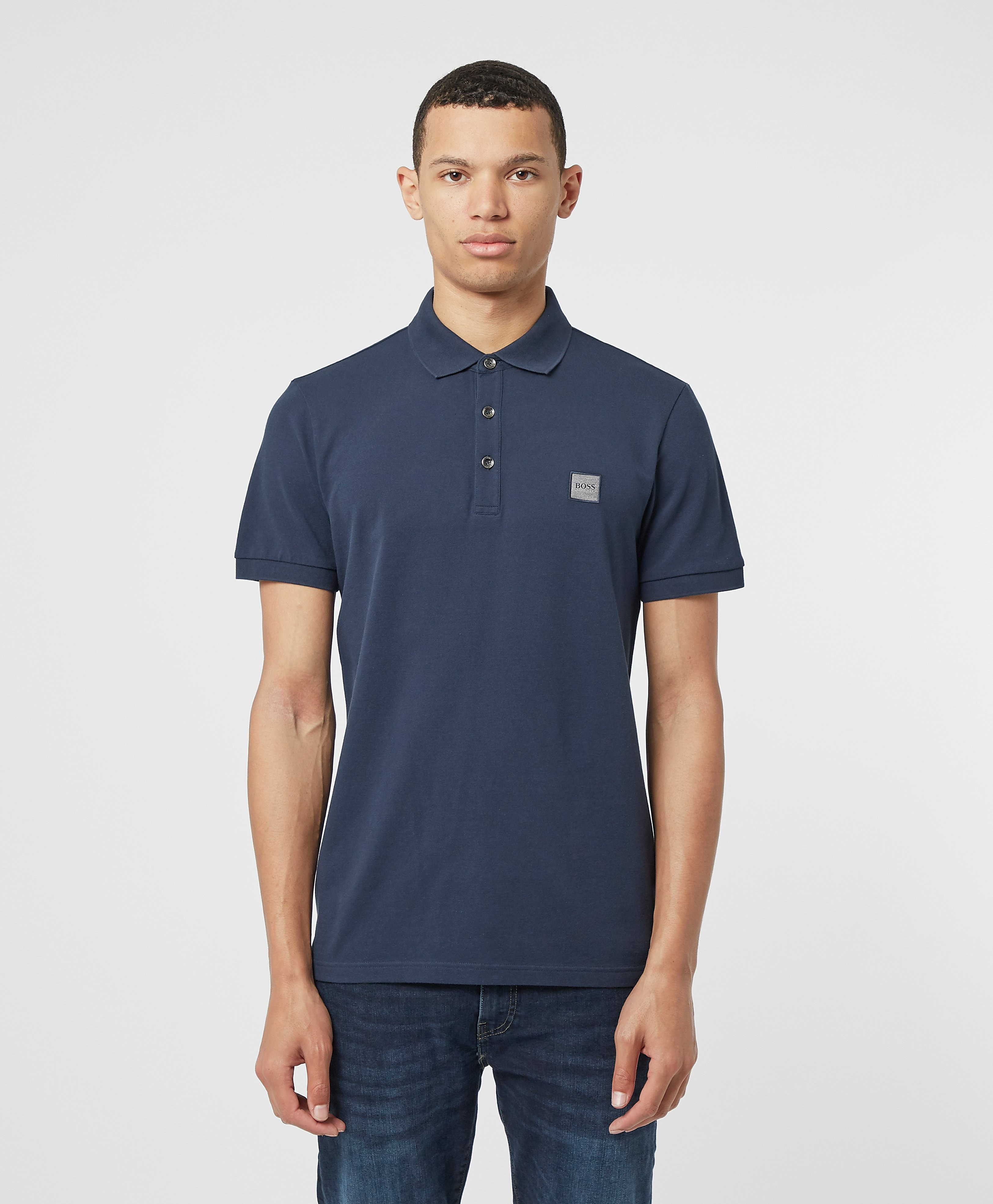 BOSS Orange Passenger Short Sleeve Polo Shirt