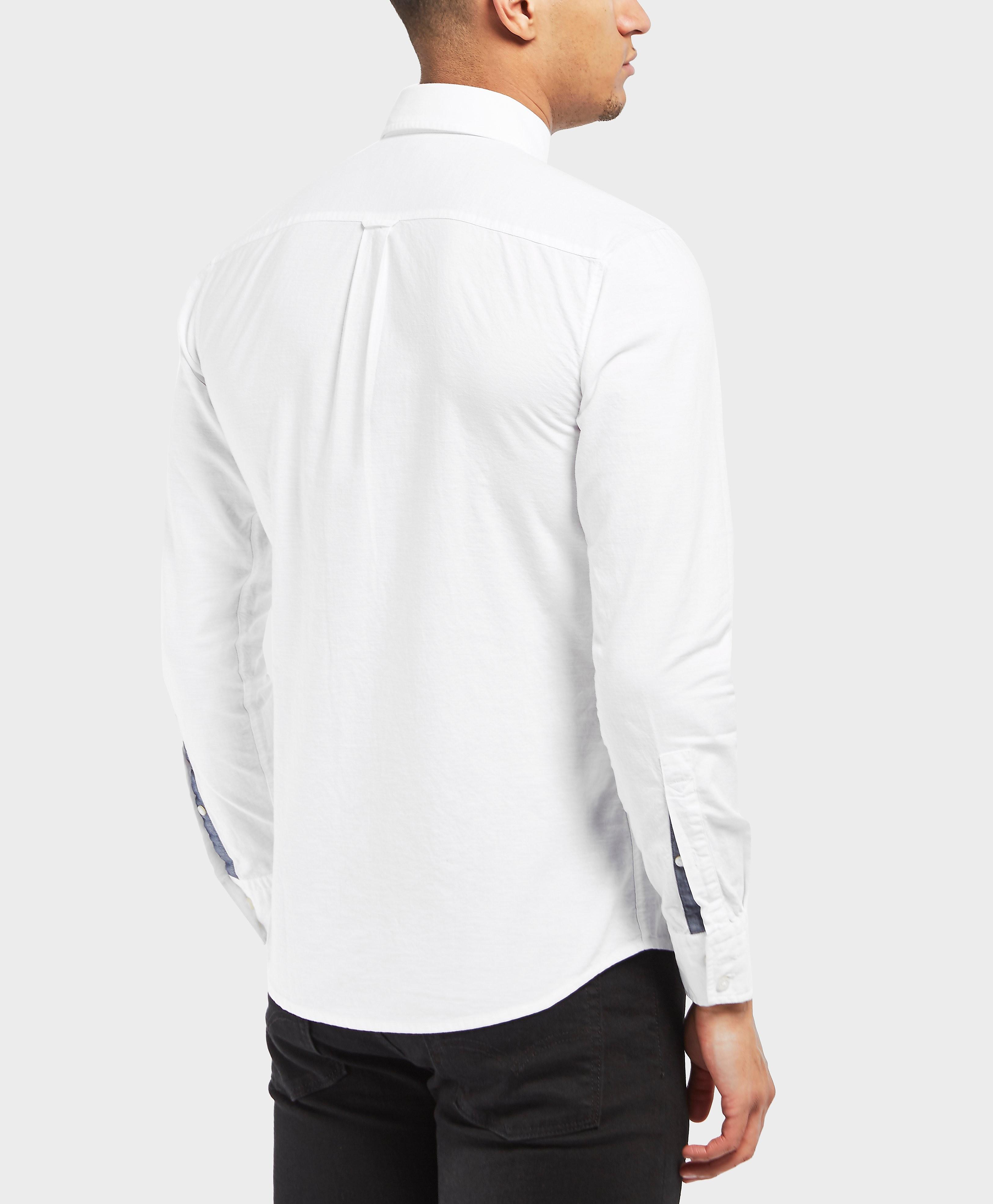 BOSS Orange E-Preppy Long Sleeve Shirt
