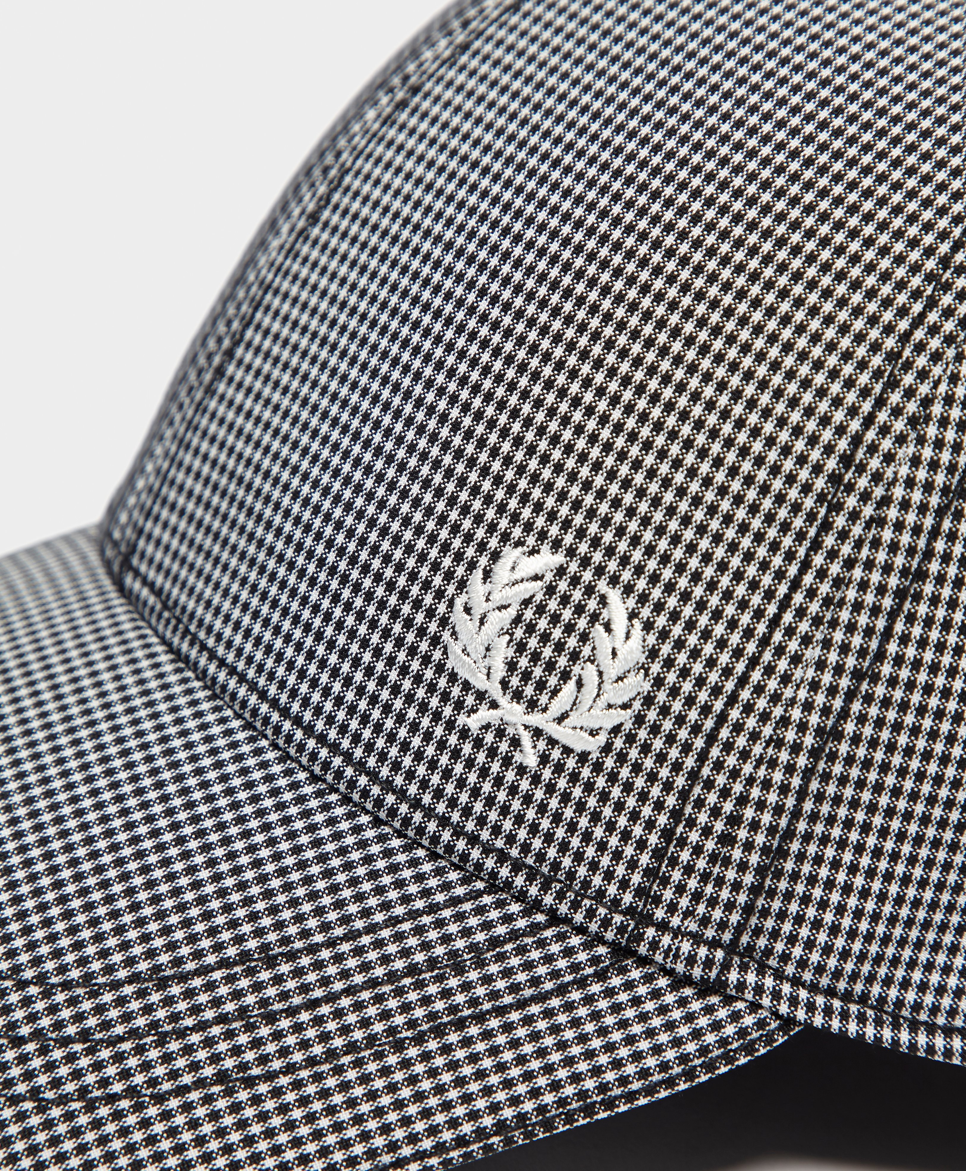 Fred Perry Gingham Cap