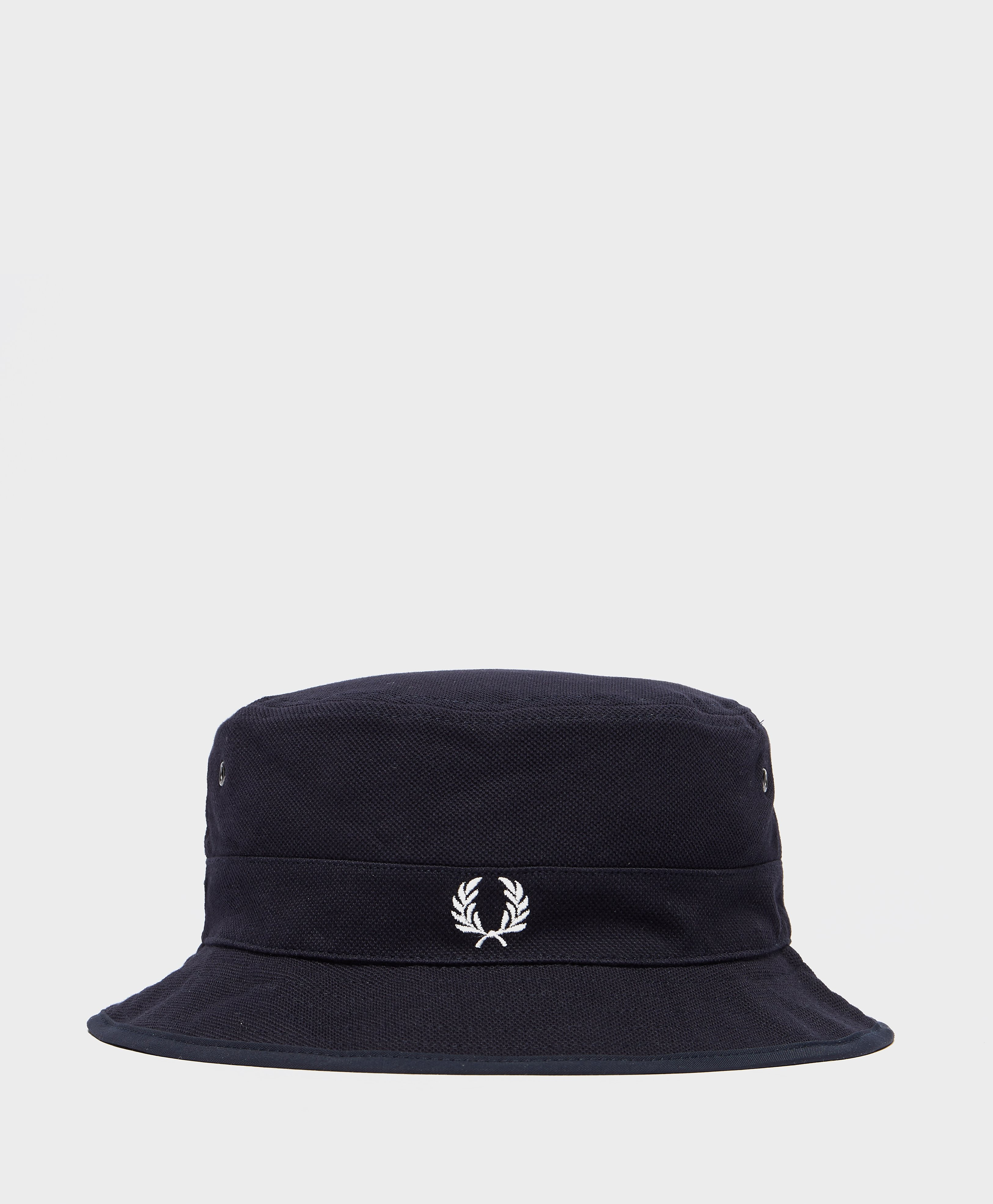 Fred Perry Pique Reversible Bucket Hat