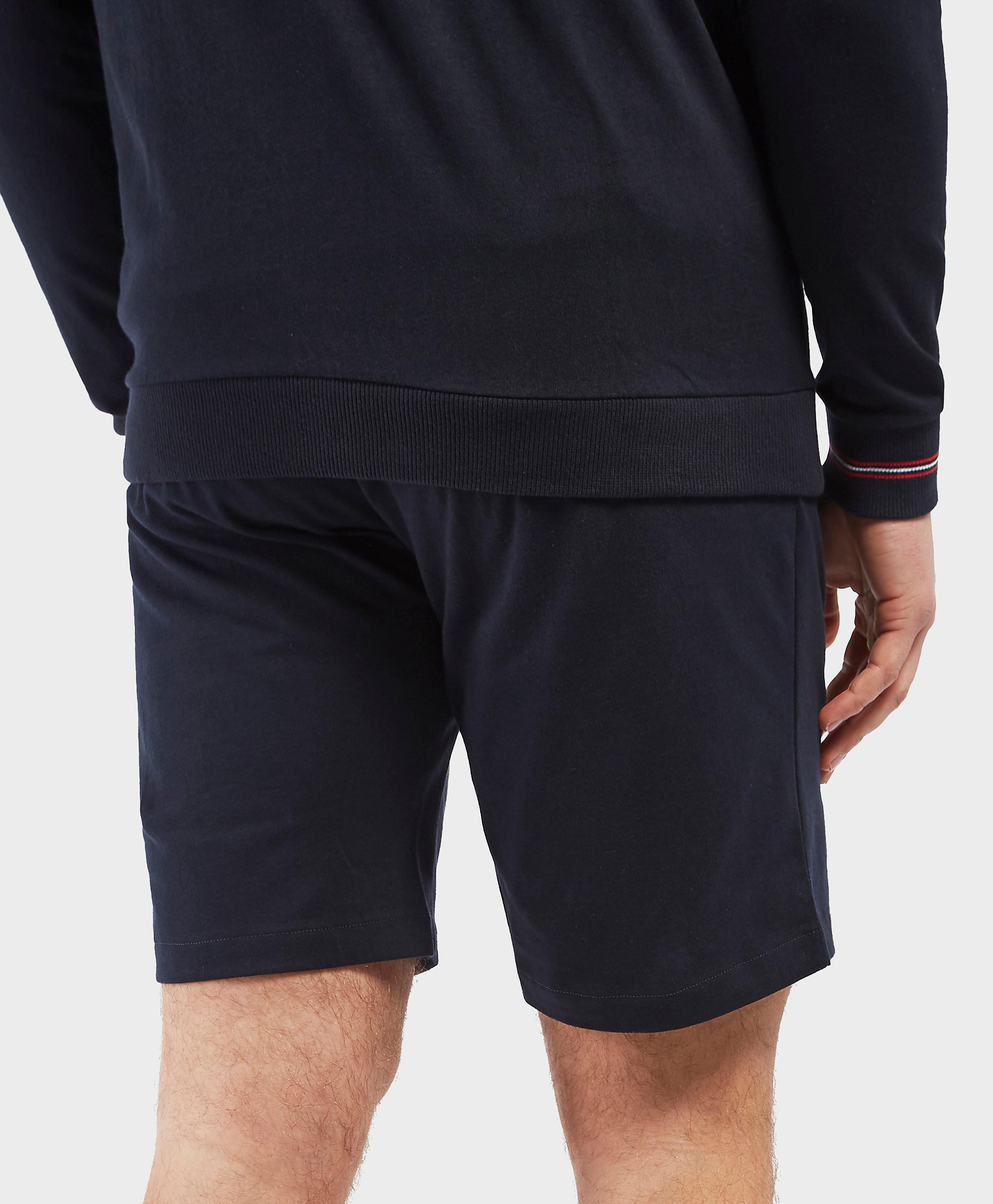 BOSS Trim Fleece Shorts