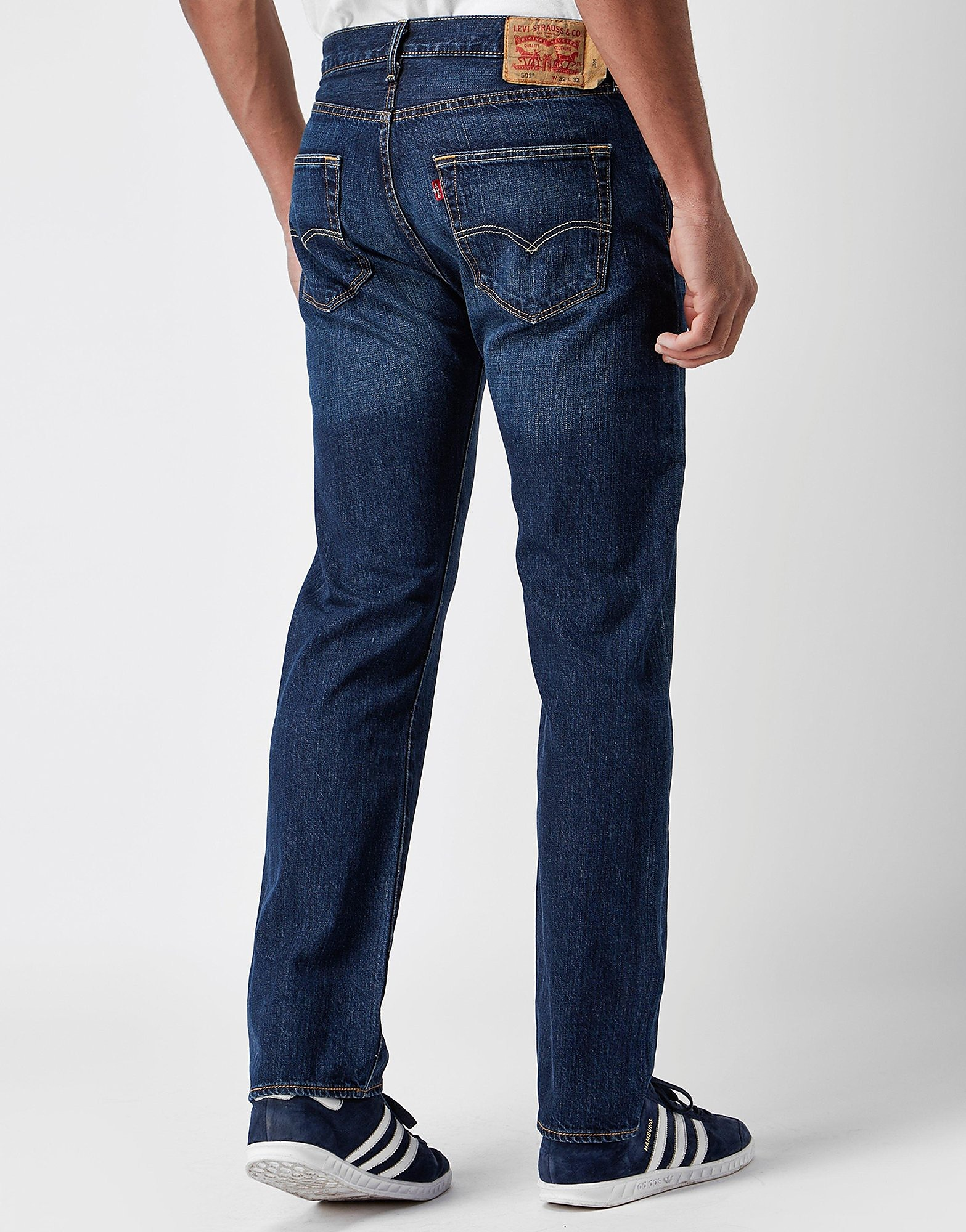 Levis 501 Regular Fit Jeans