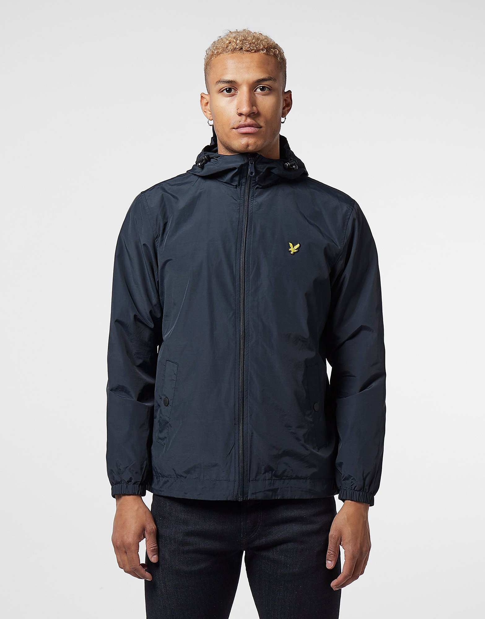 Lyle & Scott Zip Through Hooded Core Jacket