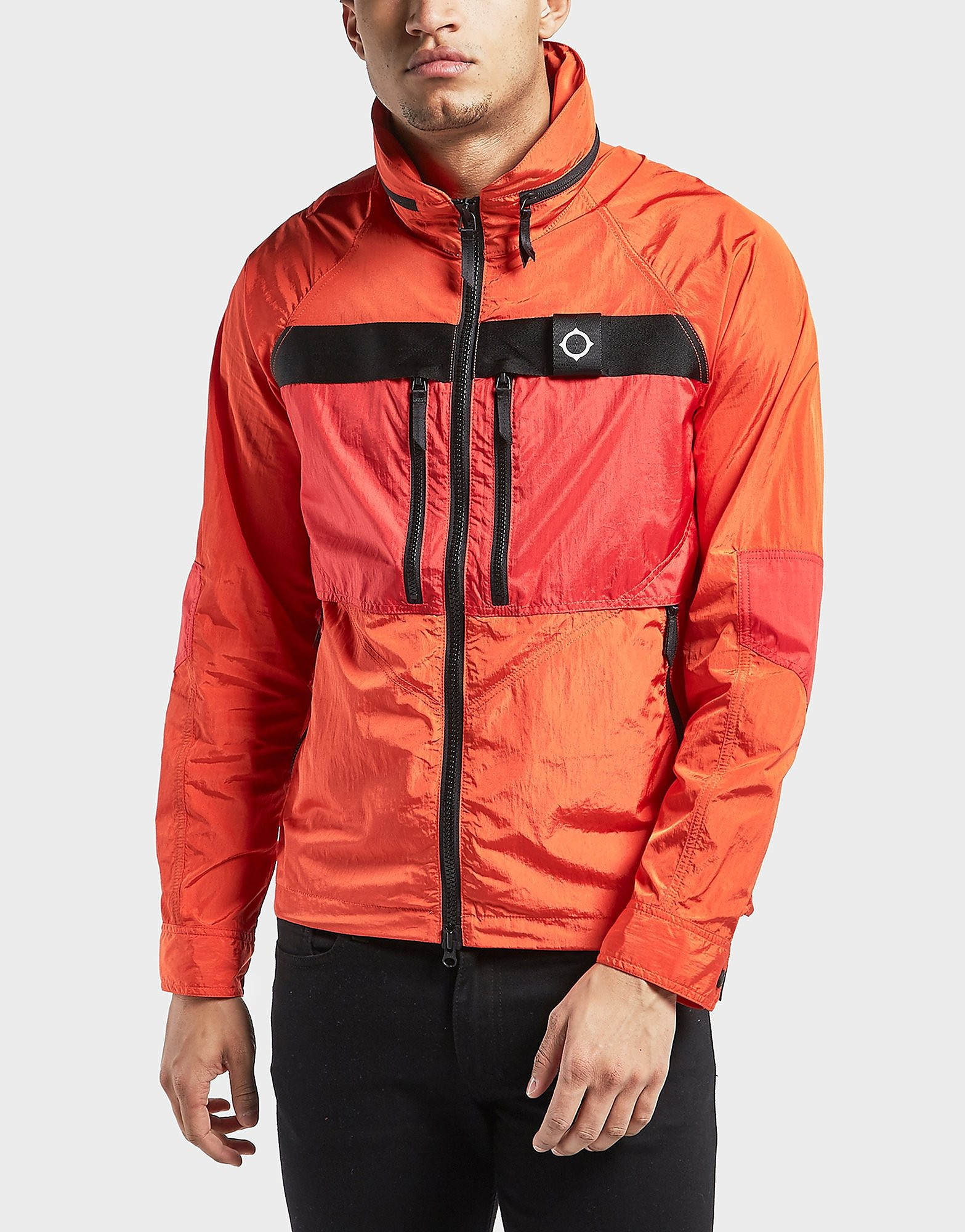 MA STRUM Corvus Nylon Lightweight Jacket