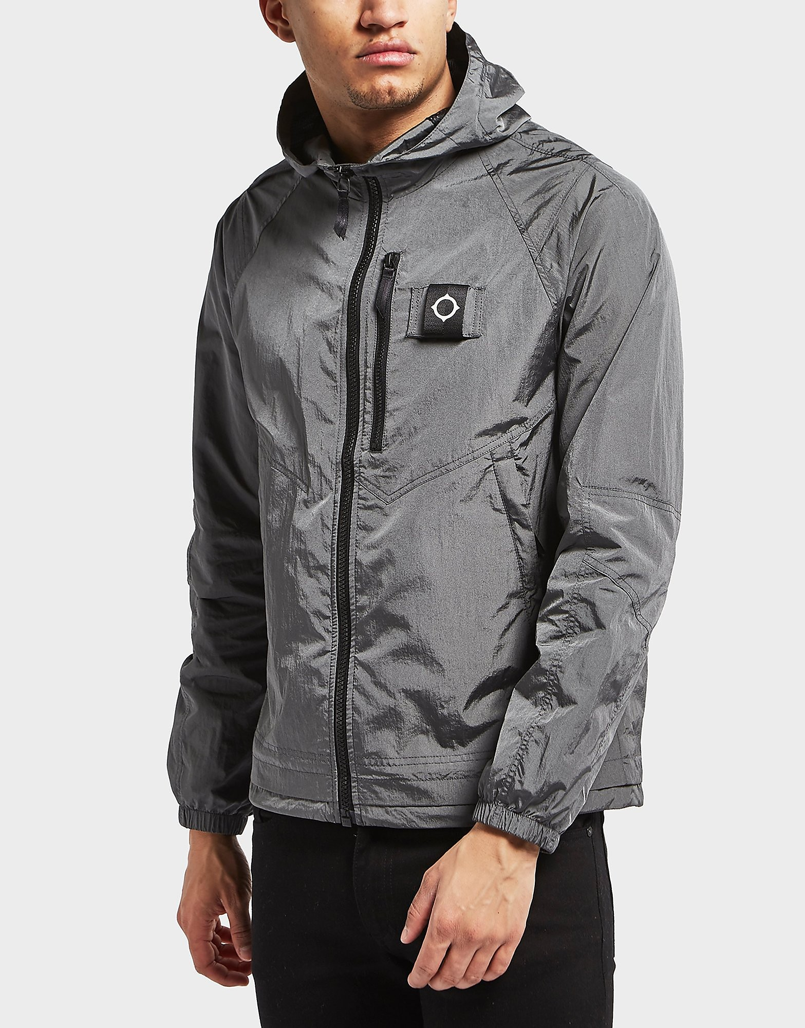 MA STRUM Pegasus Nylon Lightweight Jacket