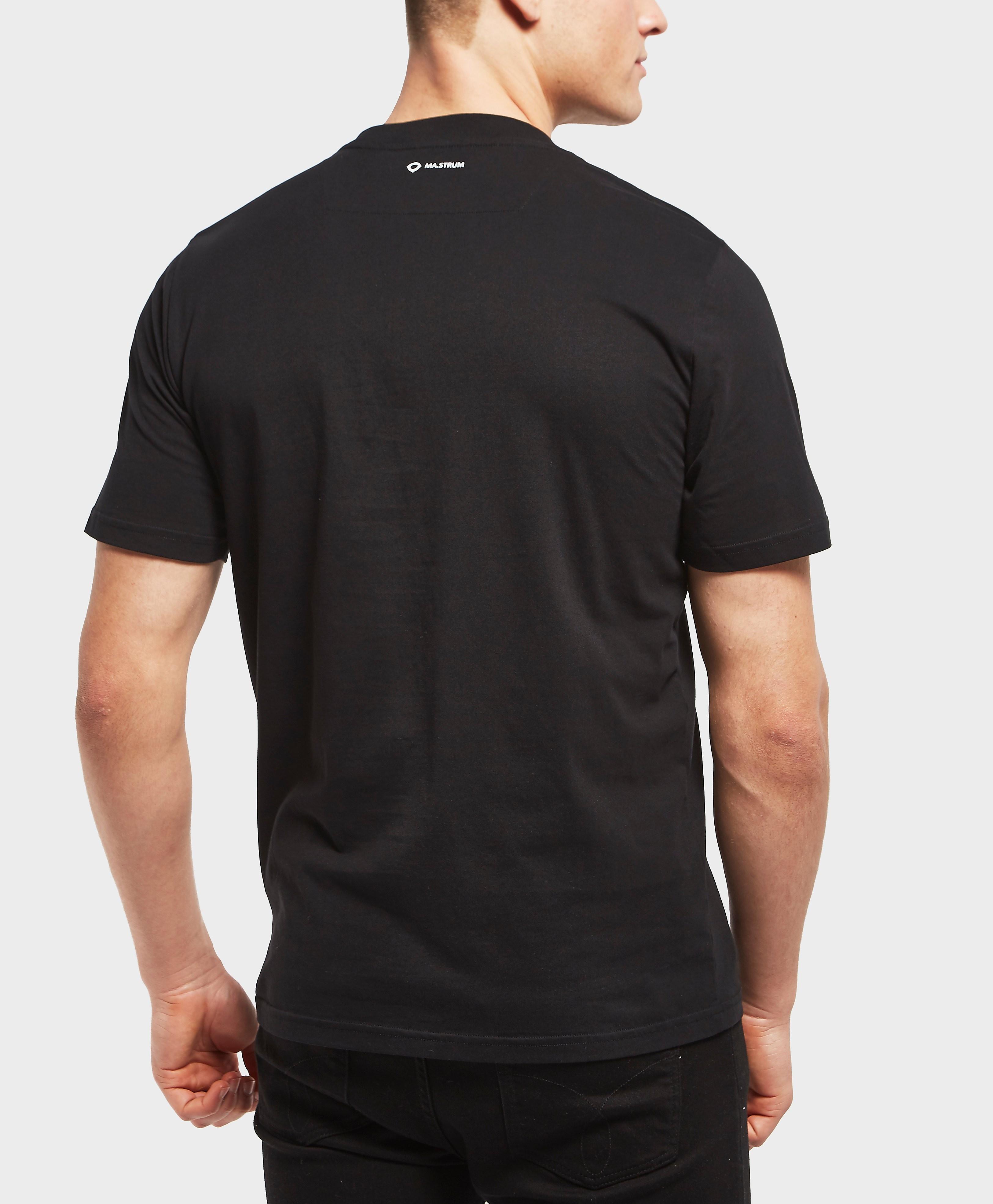 MA STRUM Icon Box Logo Short Sleeve T-Shirt