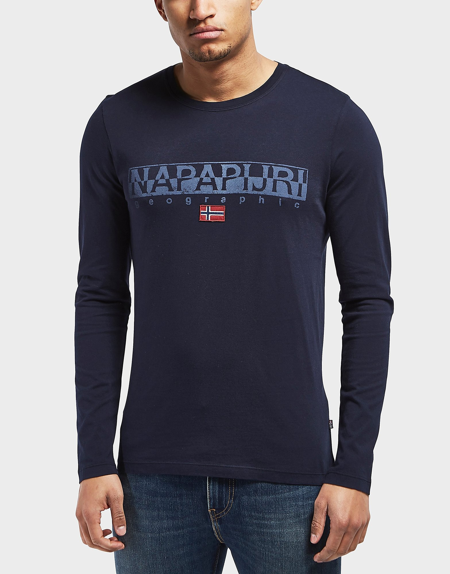 Napapijri Sapriol Long Sleeve T-Shirt - Exclusive