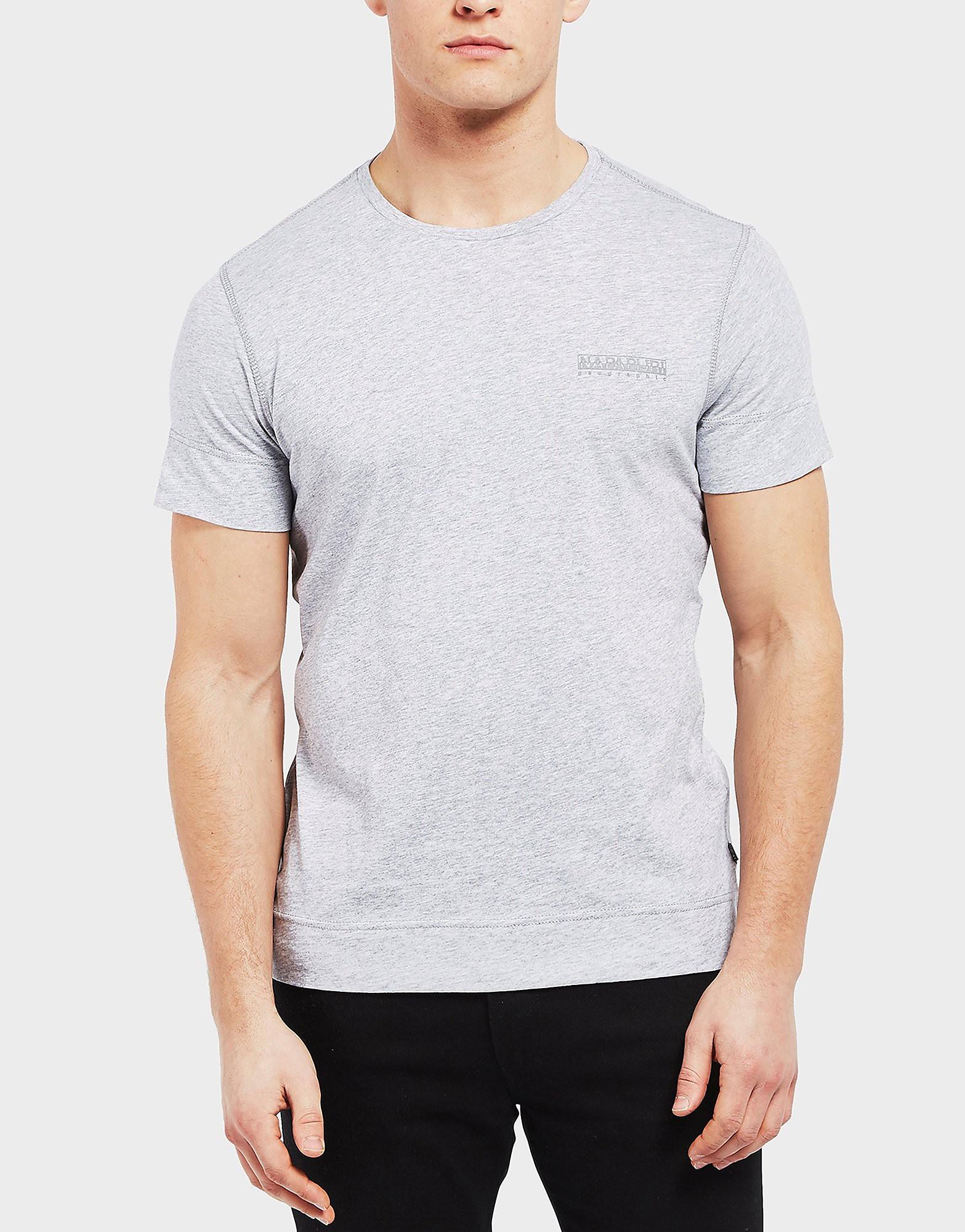 Napapijri Small Logo Short Sleeve T-Shirt