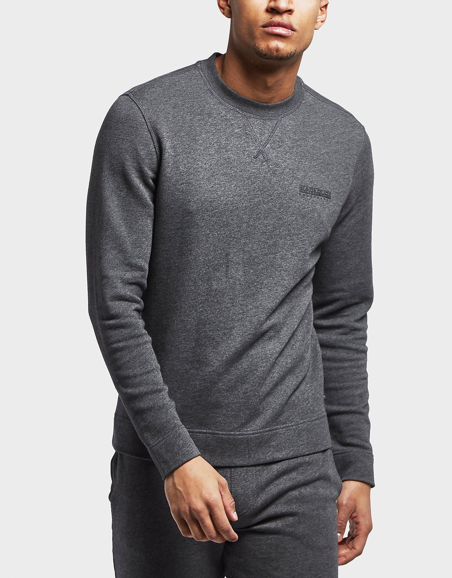 Napapijri Marl Crew Sweatshirt