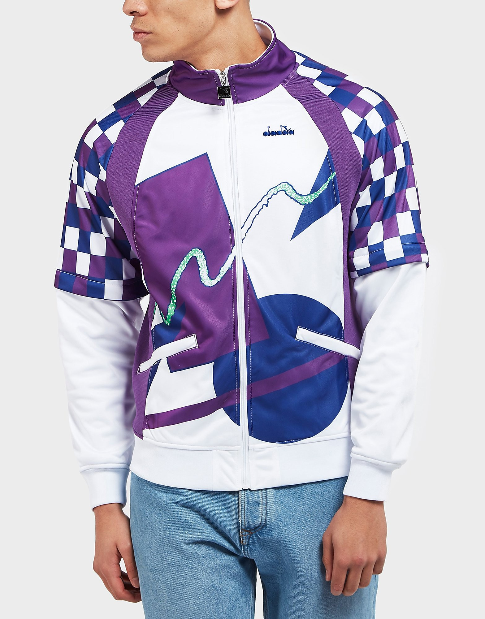 Diadora 90's Full Zip Track Top