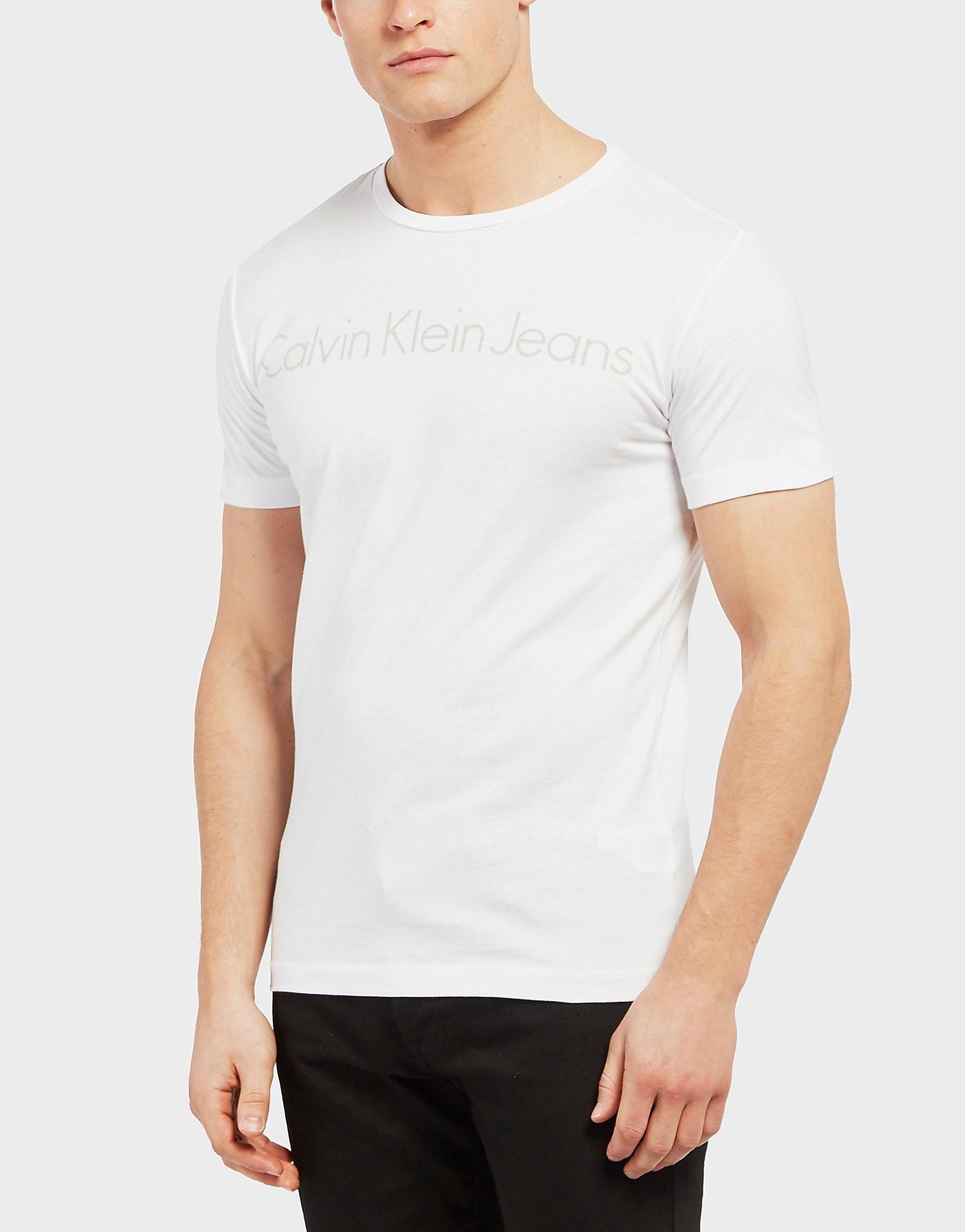 Calvin Klein Treasure Short Sleeve T-Shirt