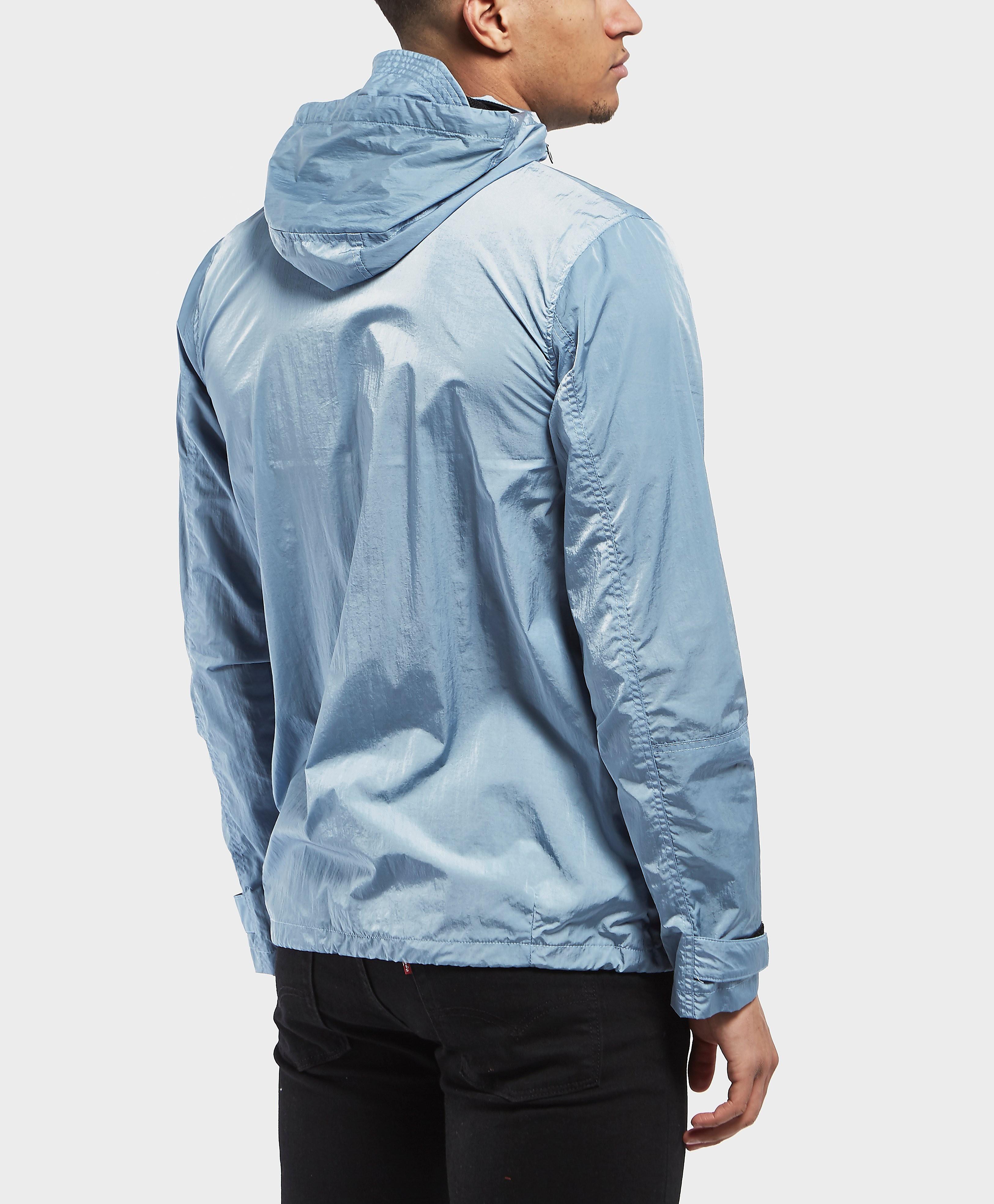 Marshall Artist Liquid Hooded Lightweight Overshirt
