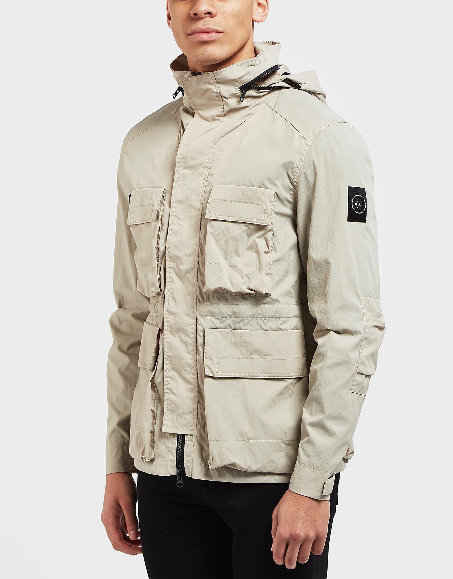 Marshall Artist Padded Compacta Field Jacket
