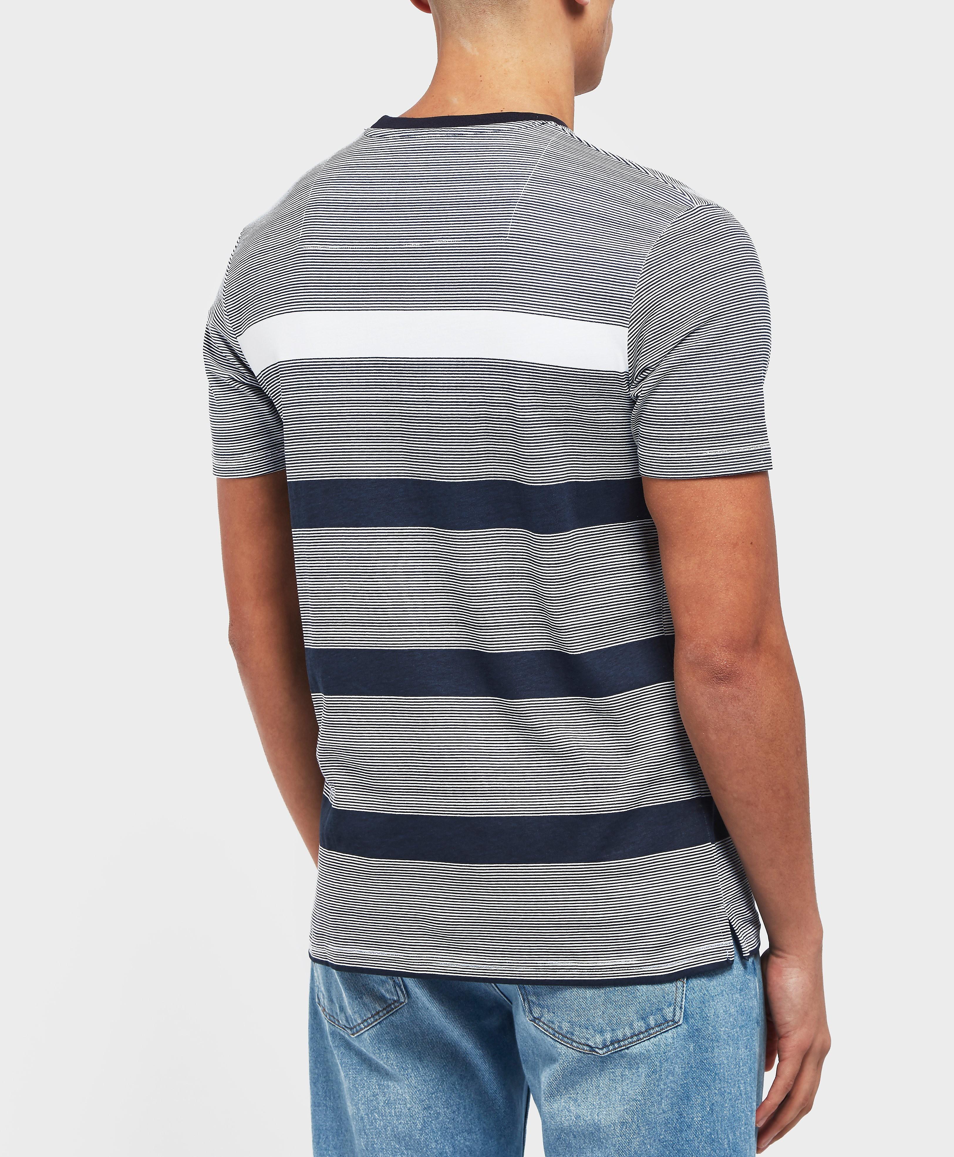 Marshall Artist Classic Stripe Short Sleeve T-Shirt