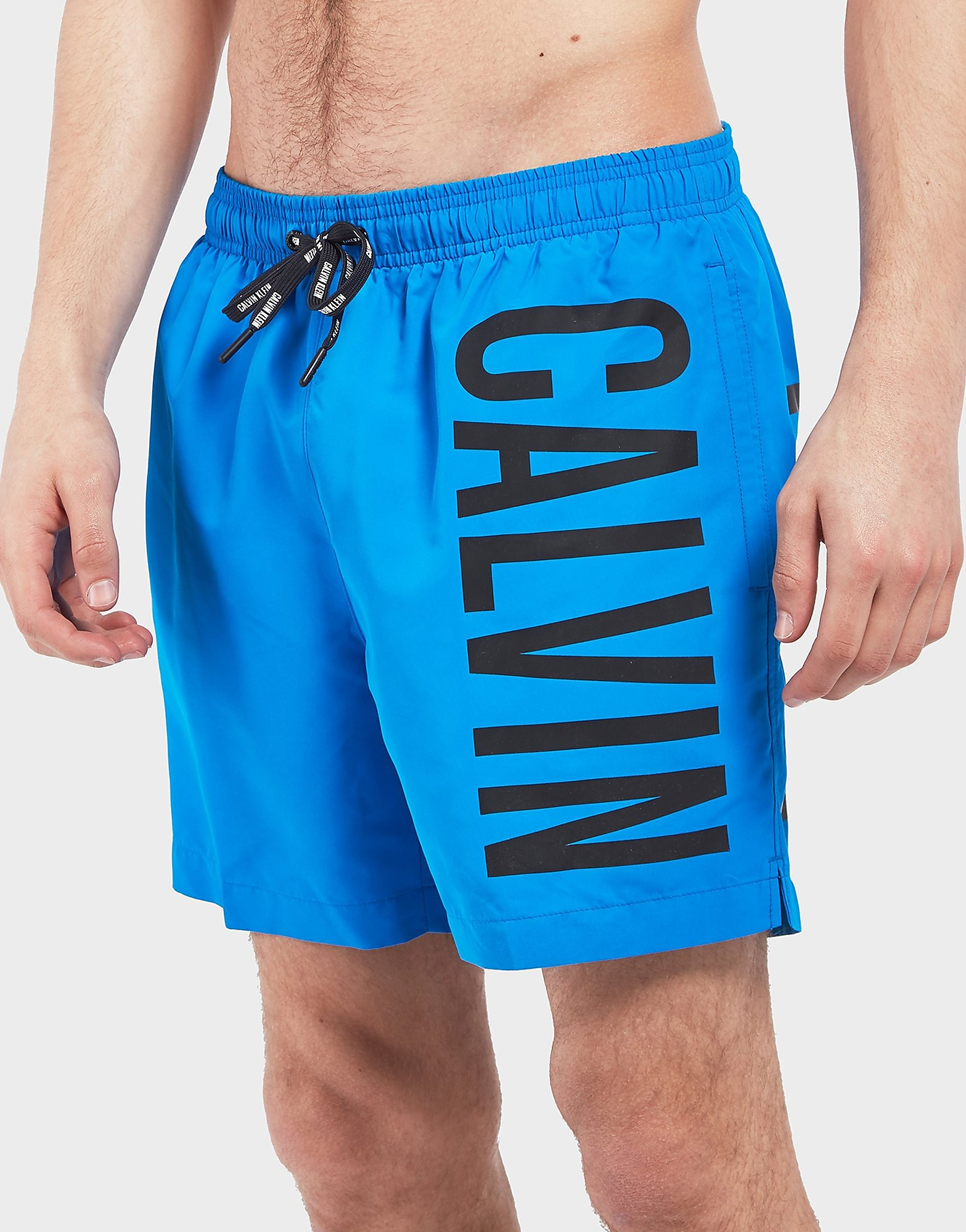 Calvin Klein Large Logo Swim Shorts
