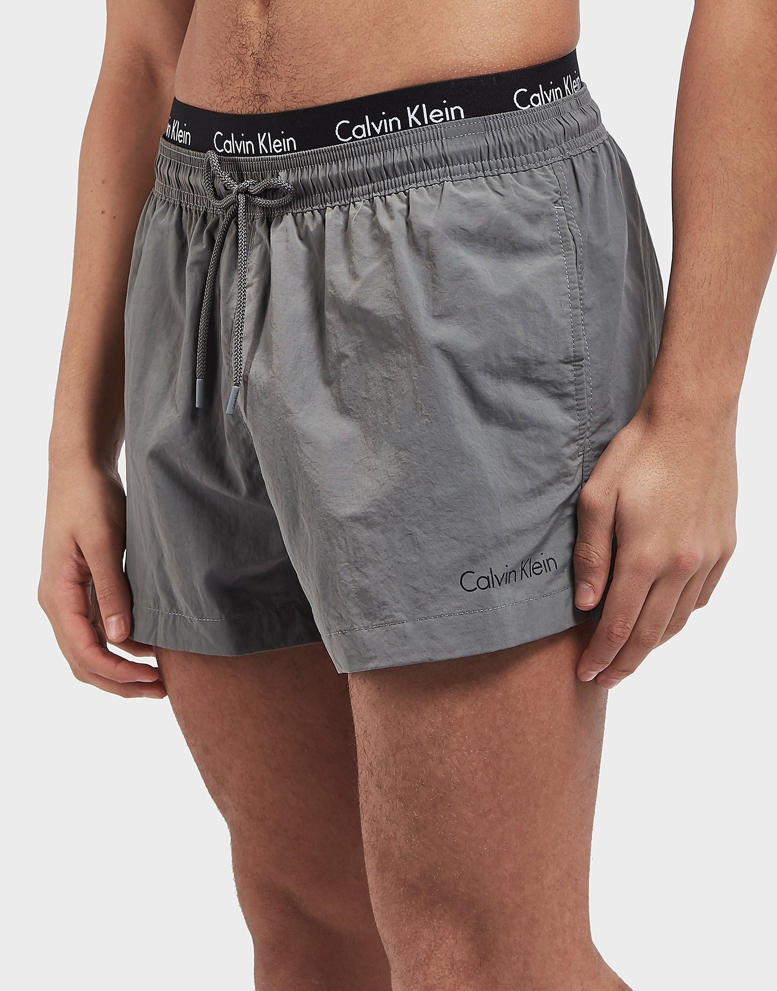 Calvin Klein Waist Band Swim Shorts