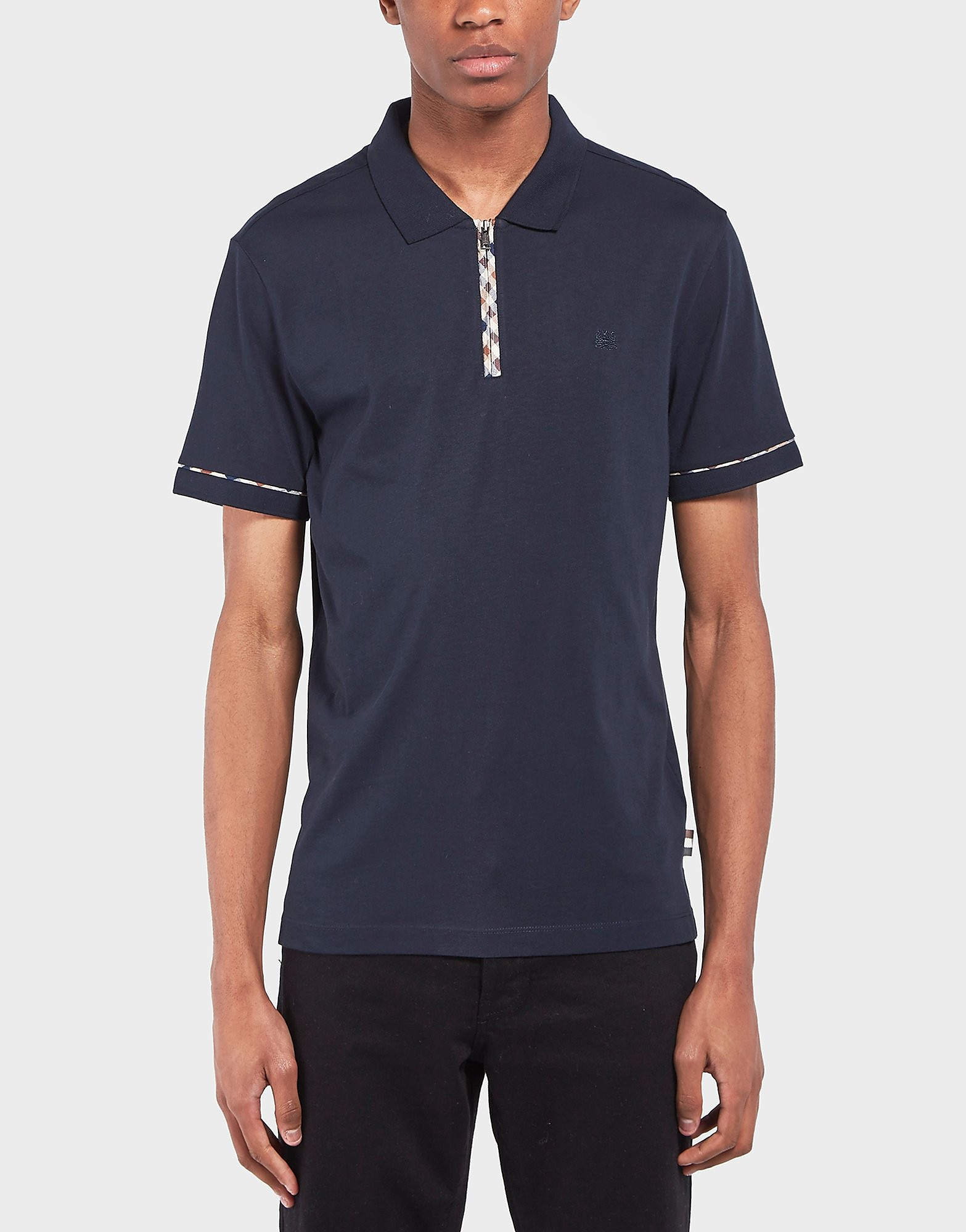 Aquascutum Trim Short Sleeve Polo Shirt - Online Exclusive